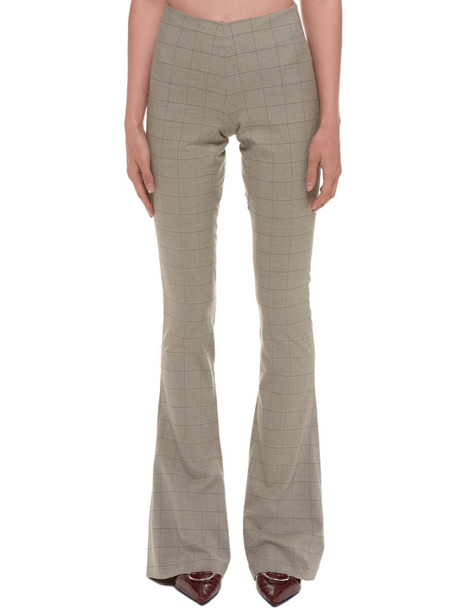 Charlotte Knowles Trousers | H.Lorenzo - front