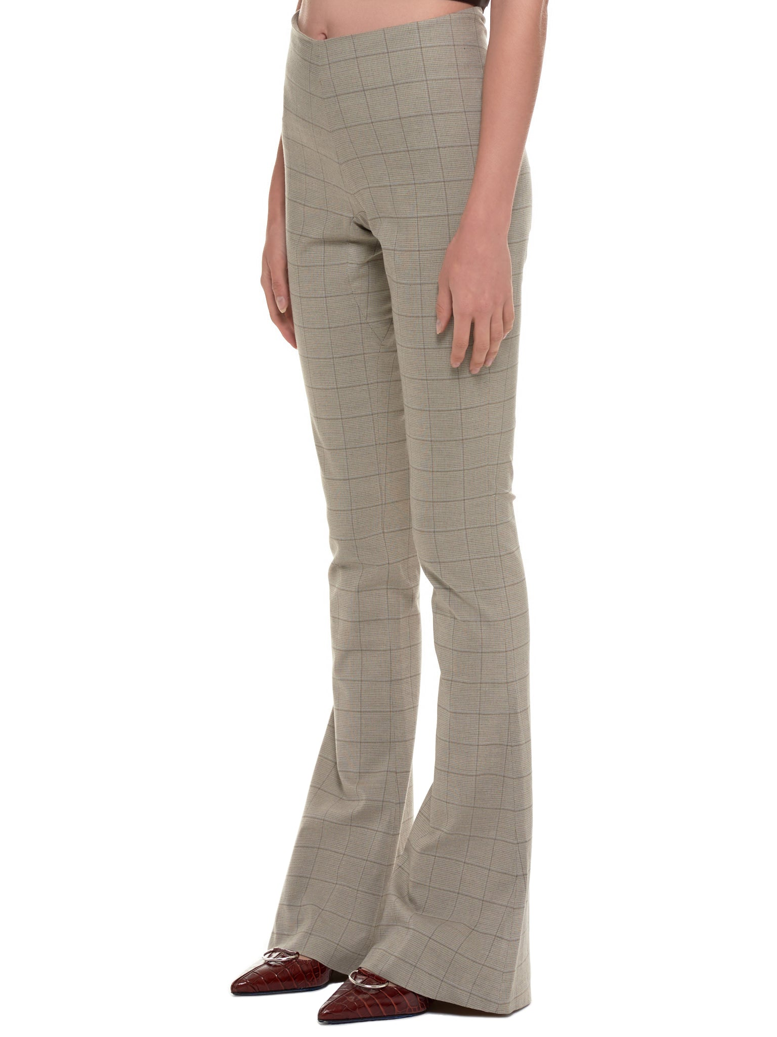 Charlotte Knowles Trousers | H.Lorenzo - side