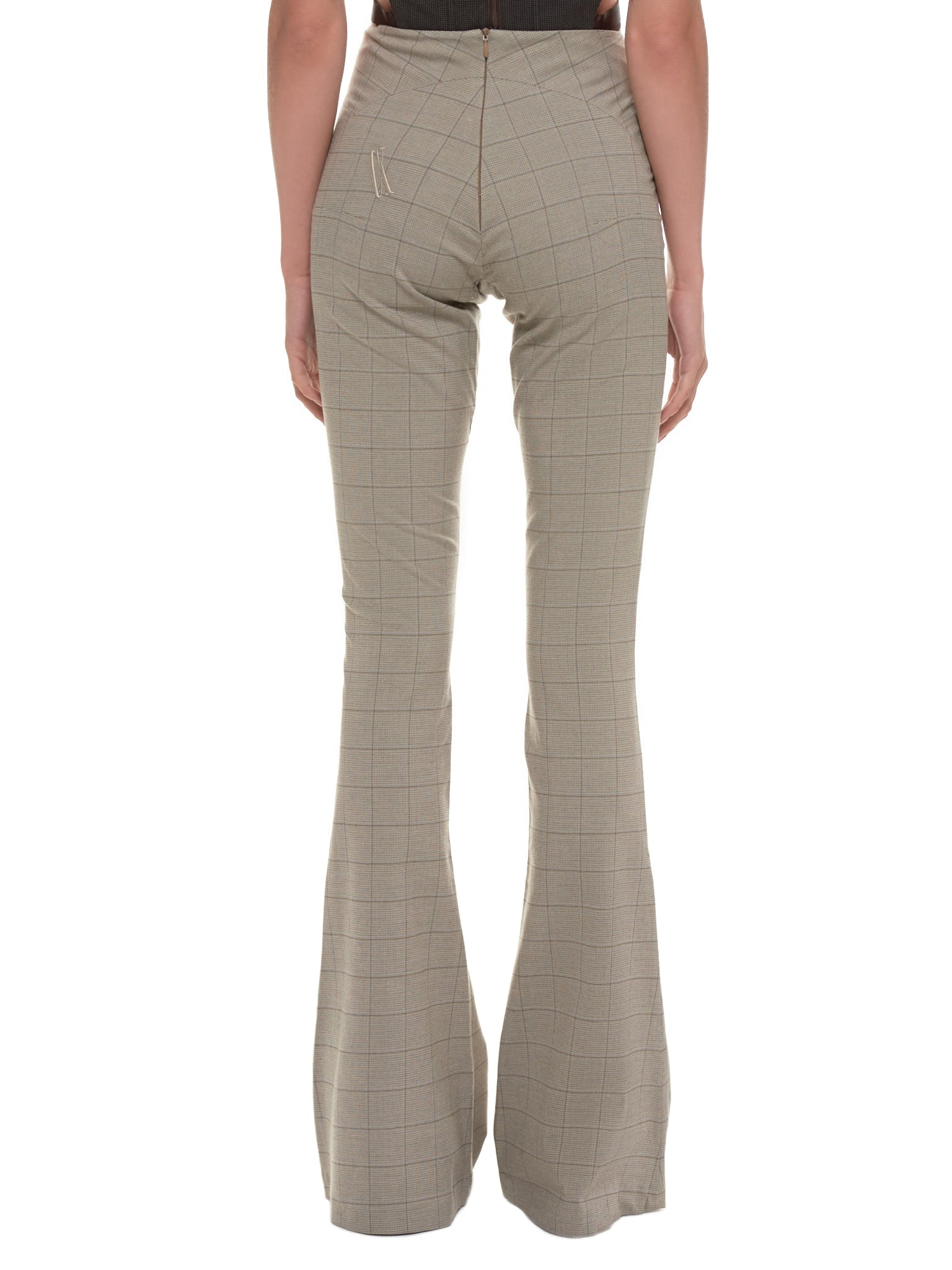 Charlotte Knowles Trousers | H.Lorenzo - back