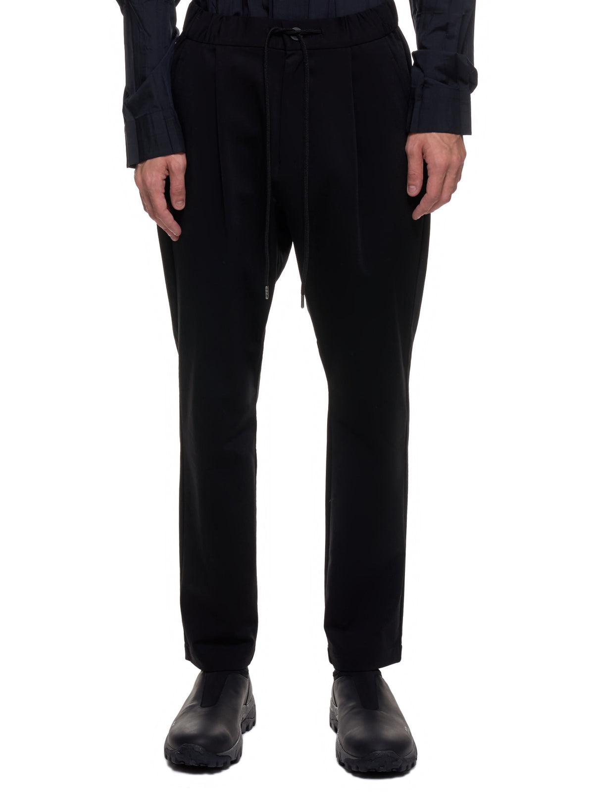 Relaxed Chino Trousers (AP03-229-BLACK)
