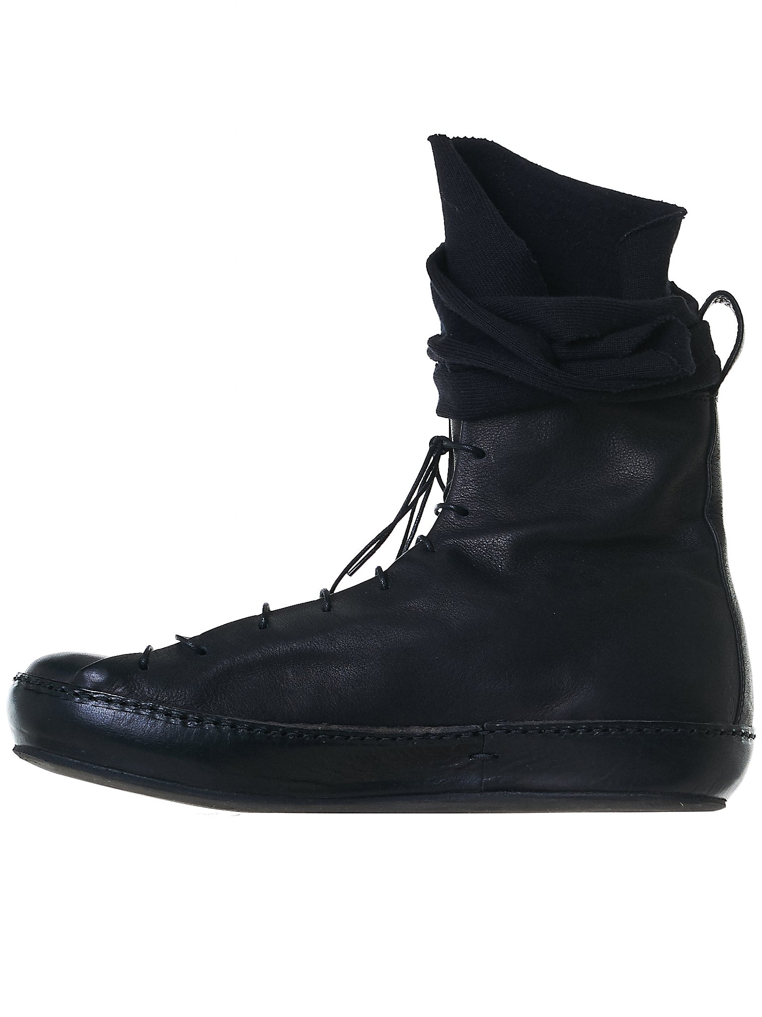 High-Top Lined Sneakers (SW9P2 SY 1.0 BLACK)