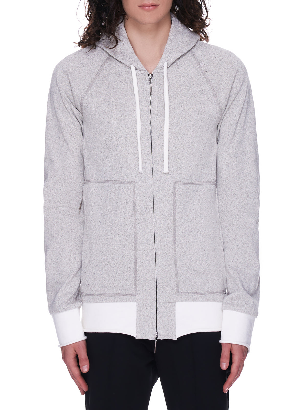 Sweat Parka (SWEAT-PARKA-INK-GRAY)