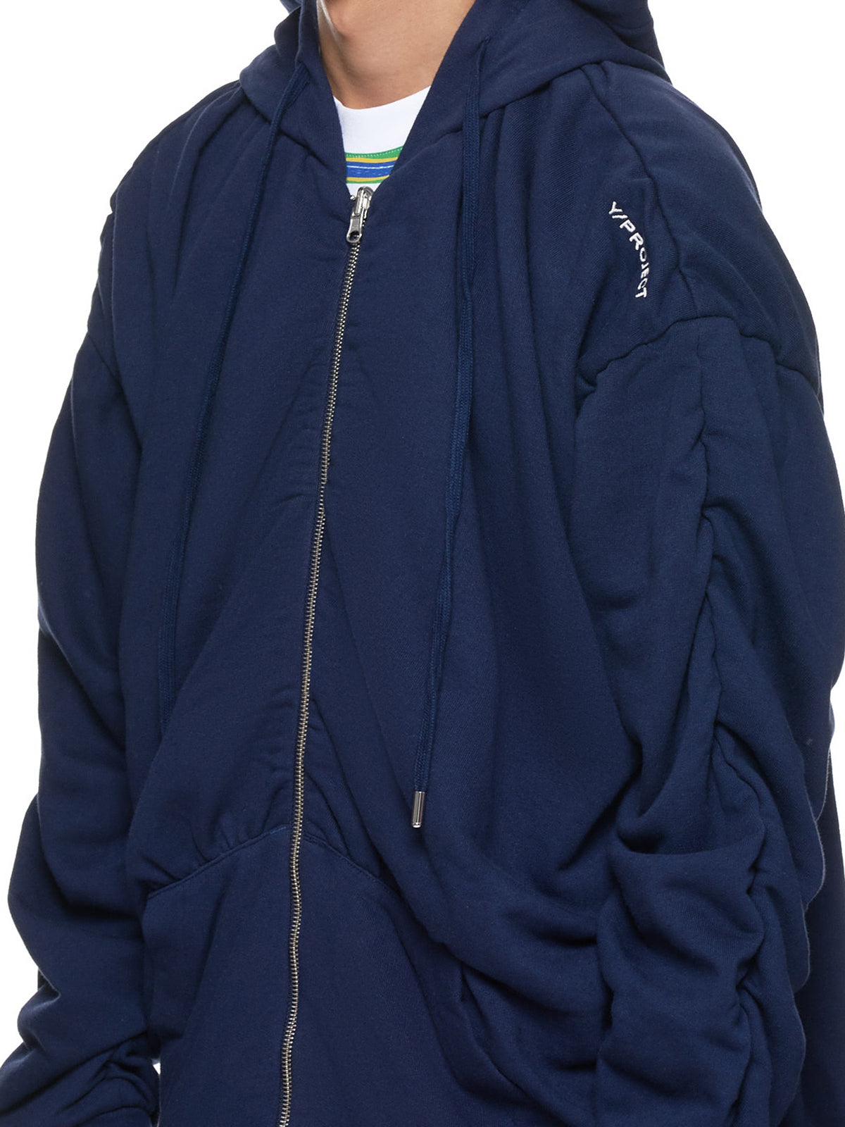Reversible Hoodie (SWEAT23-S16-MF26-NAVY)