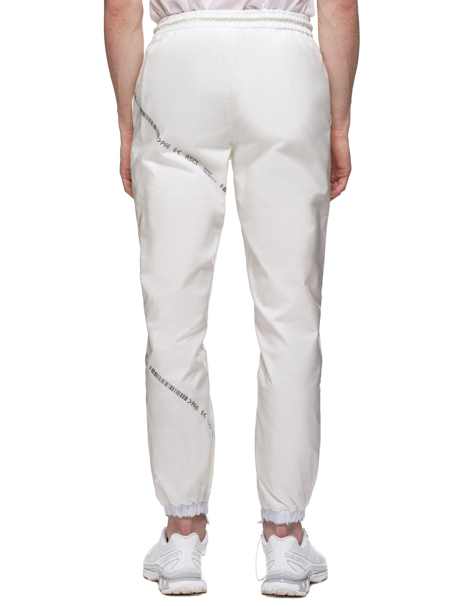 Kanghyuk Airbag Trousers - Hlorenzo Back