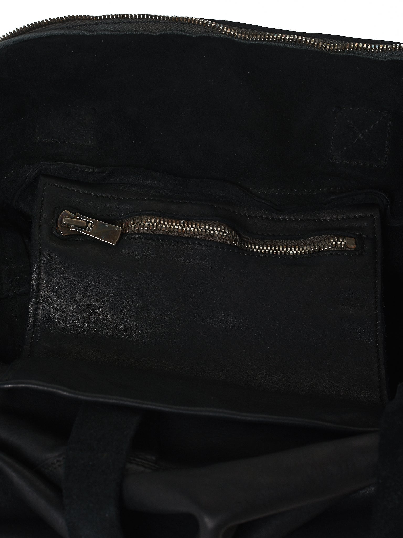 Leather Bag (T25-SOFT-HORSE-FG-BLKT)