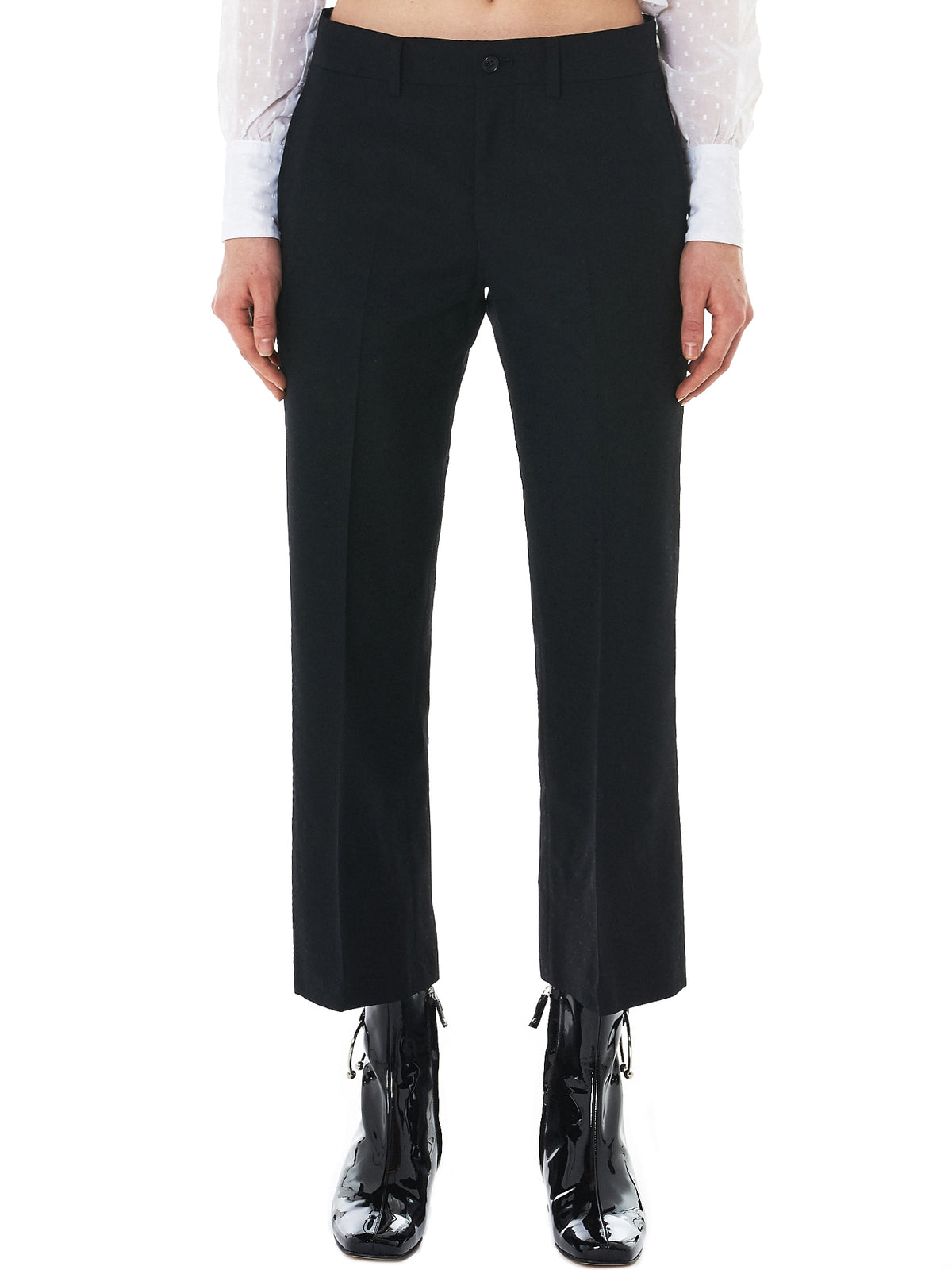 Cropped Trousers (TA-P202-051-1)