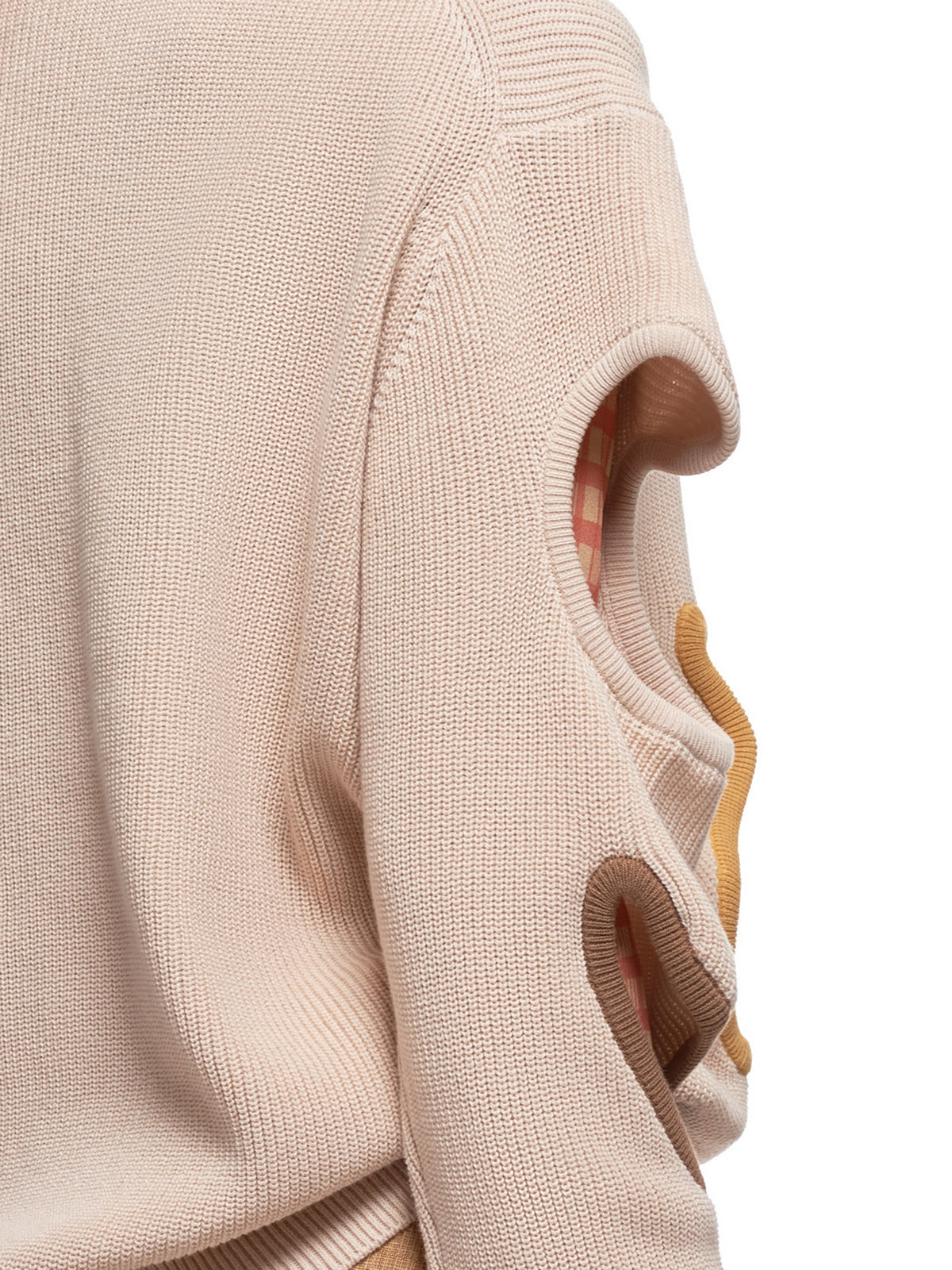Toga Archives Sweater | H.Lorenzo Detail 2