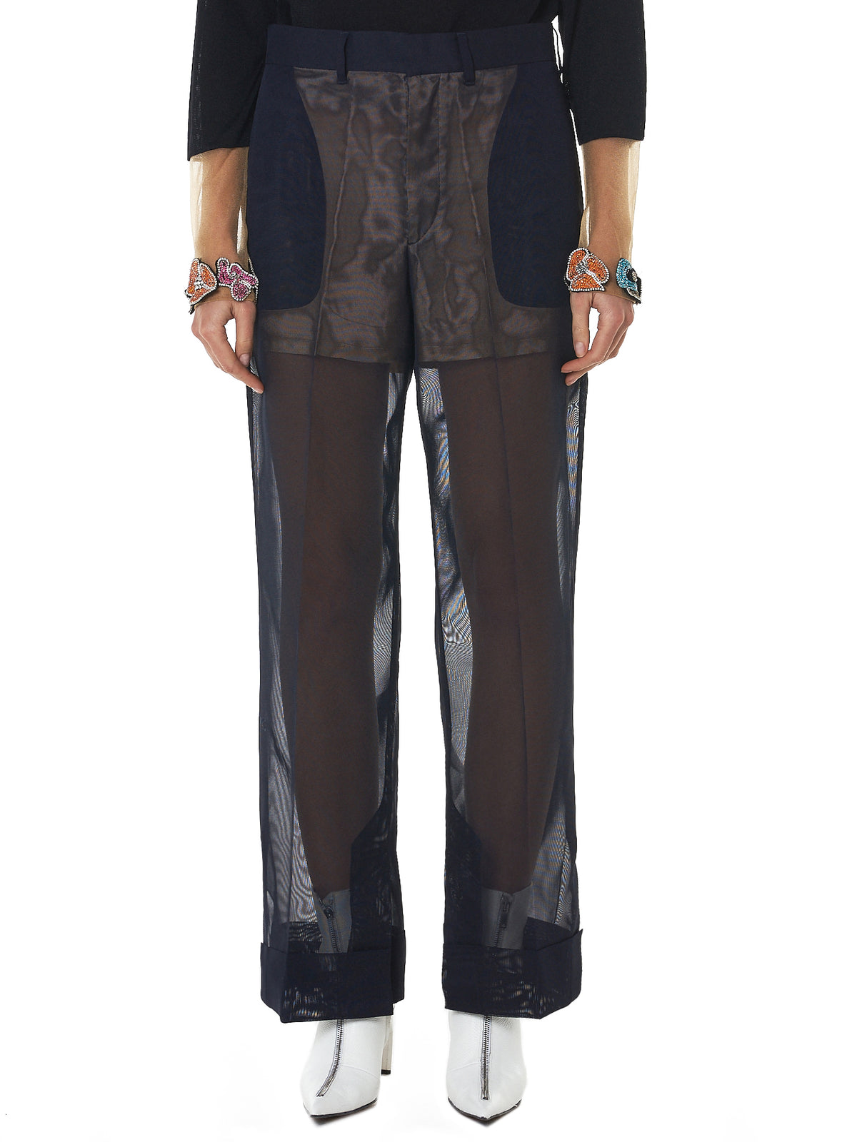 Toga Archives Darted Pant - Hlorenzo Front