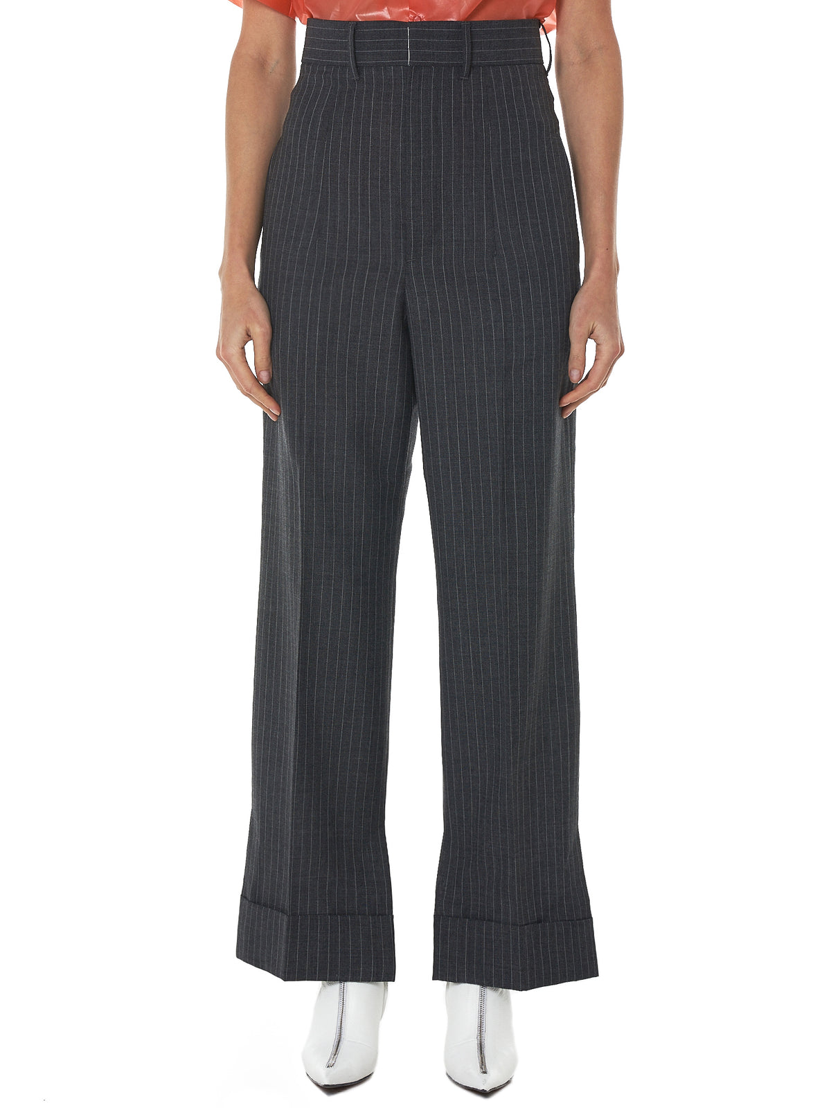 Toga Archives Pinstriped Pant - Hlorenzo Front