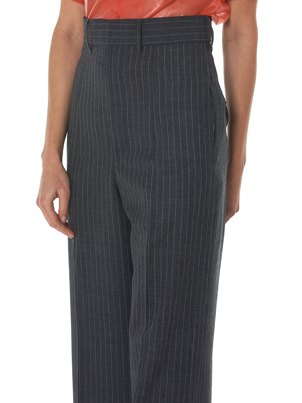 Toga Archives Pinstriped Pant - Hlorenzo Detail 2