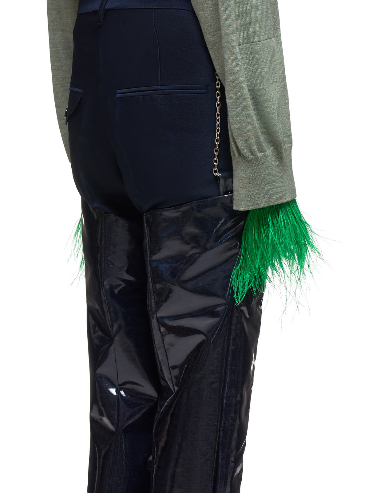 Toga Archives Pants - Hlorenzo Detail 2