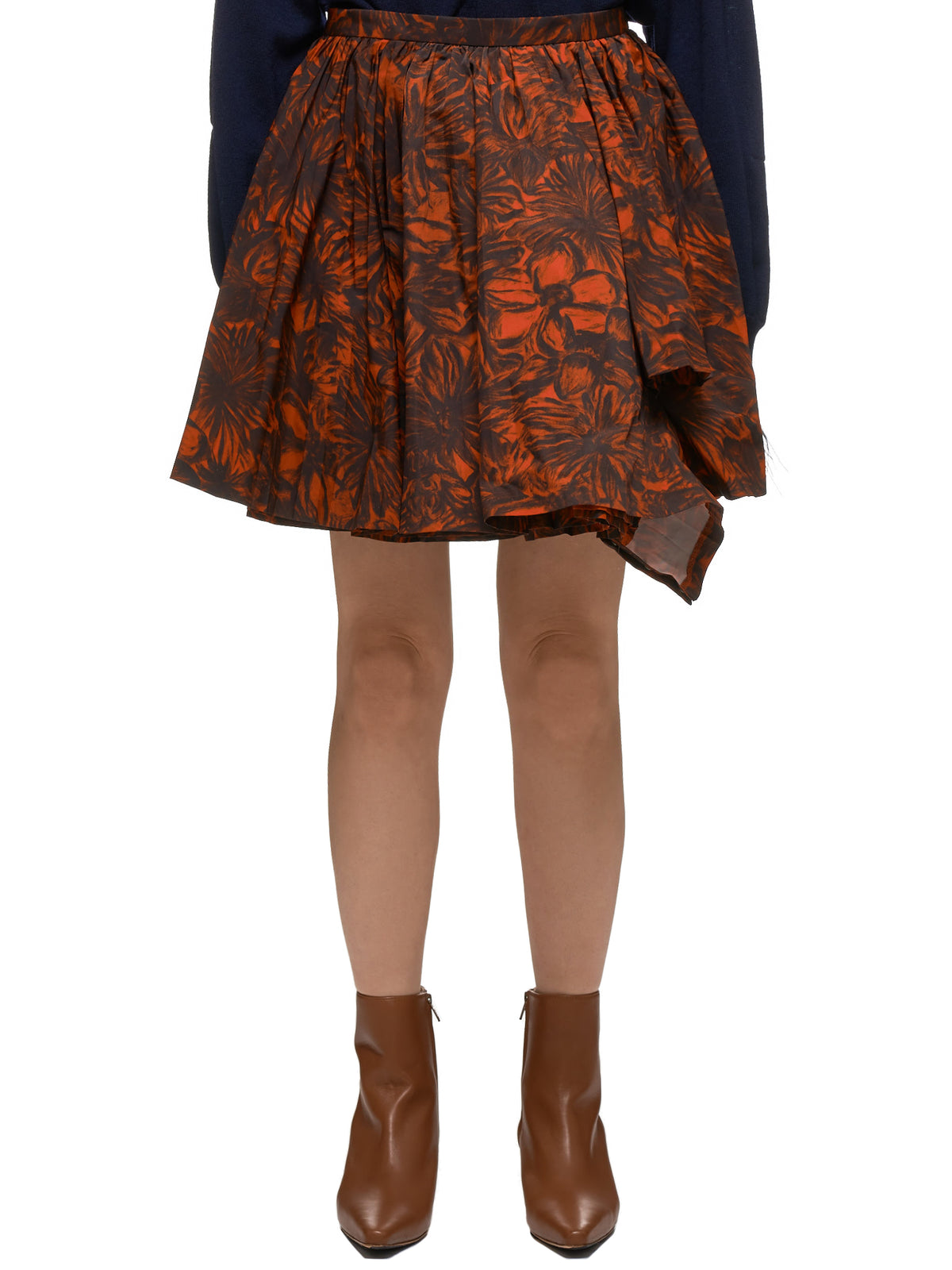 Toga Archives Skirt - Hlorenzo Front