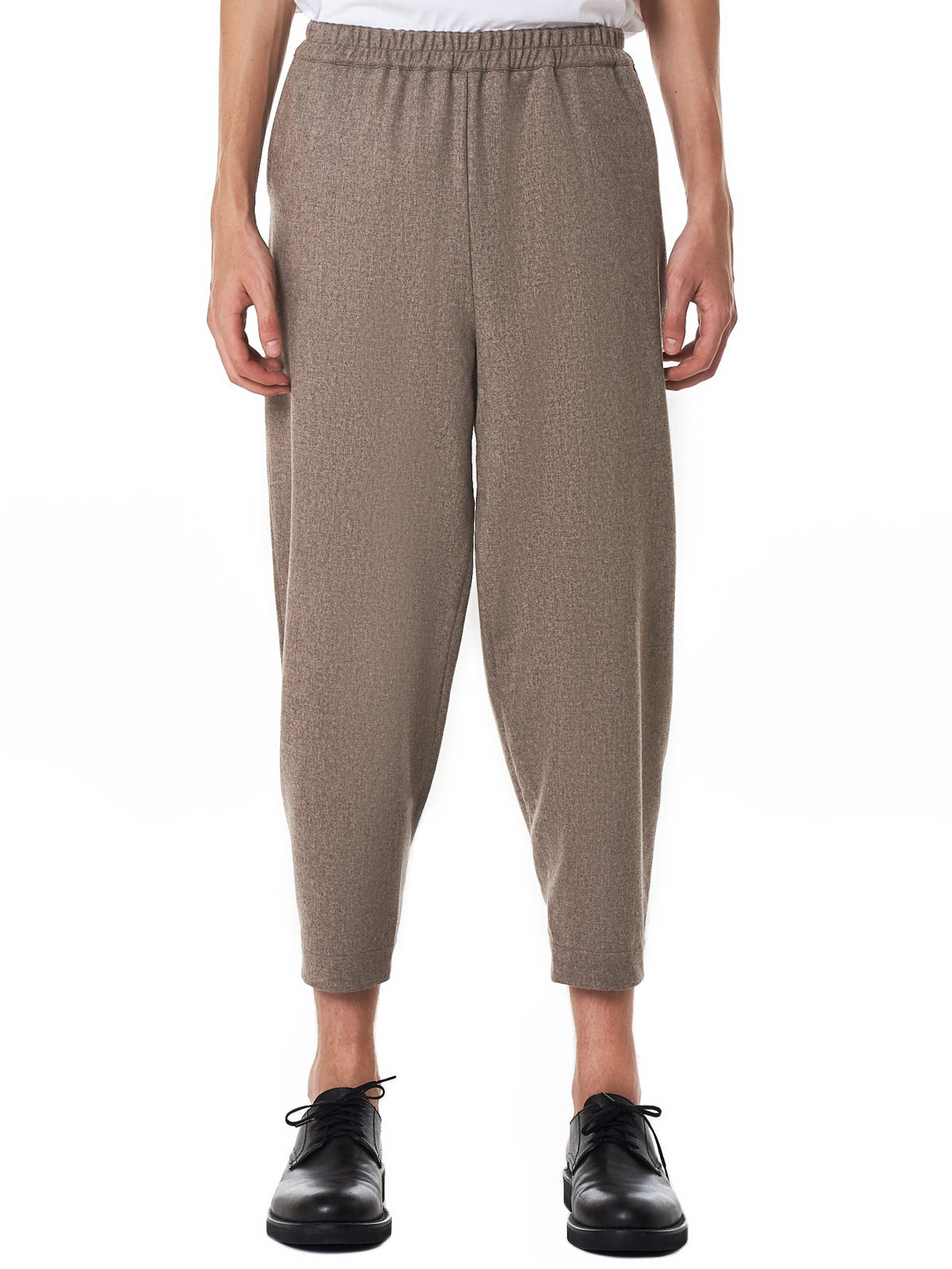 Toogood Cropped Trouser - Hlorenzo Front