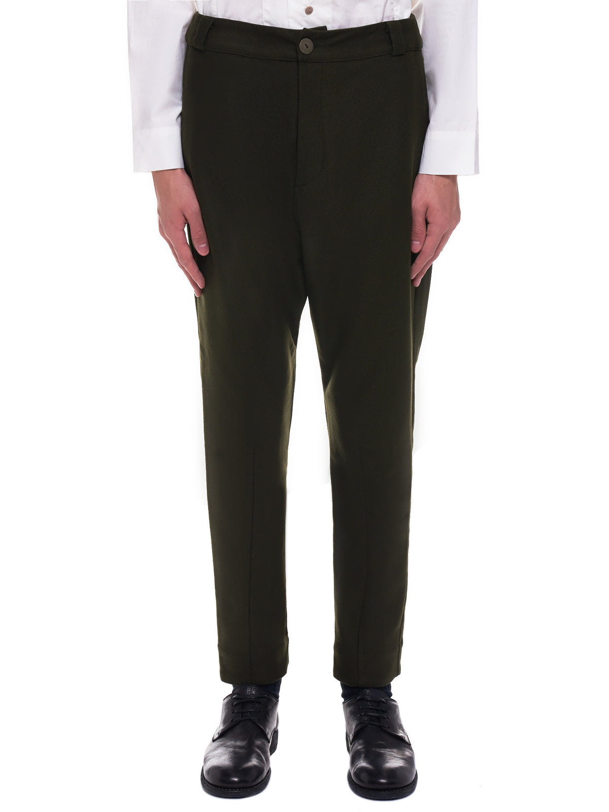 The Metal Worker Trousers (THE-METALWORKER-WMW-FOREST)