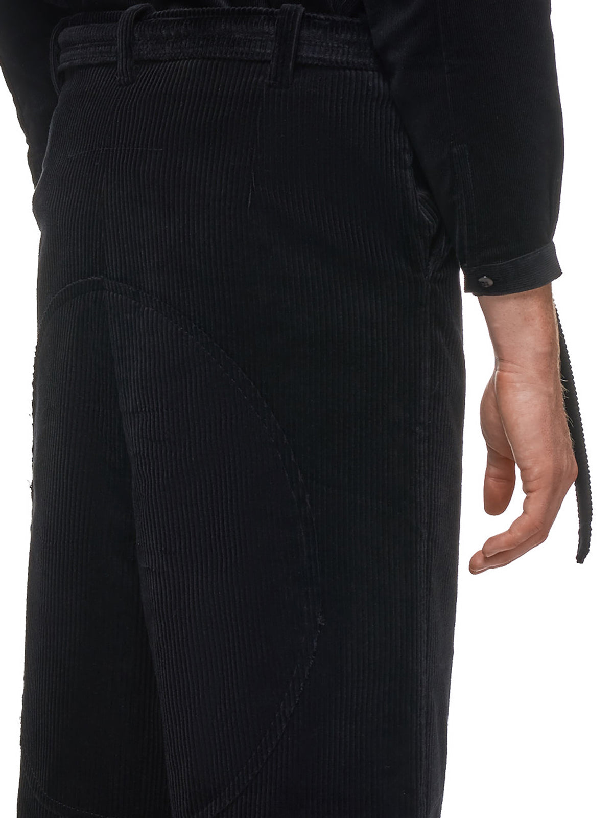 The Sculptor Trousers (THE-SCULPTOR-TRS-CORD-FLINT)