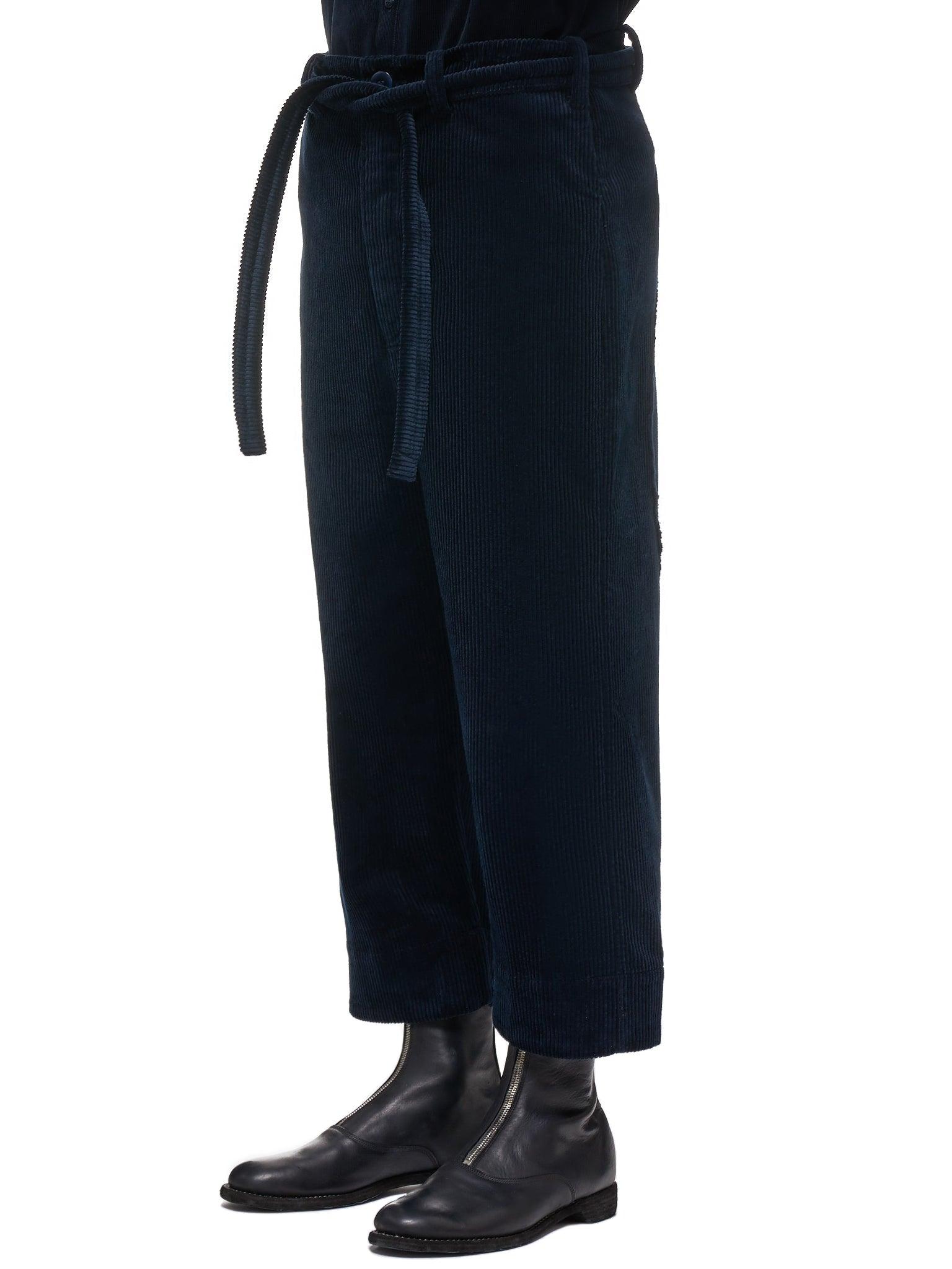 The Sculptor Trousers (THE-SCULPTOR-TRS-CORD-INK)