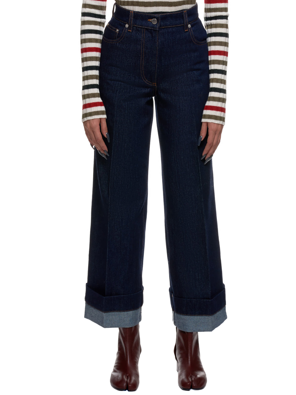 JW Anderson Jeans | H.Lorenzo - front