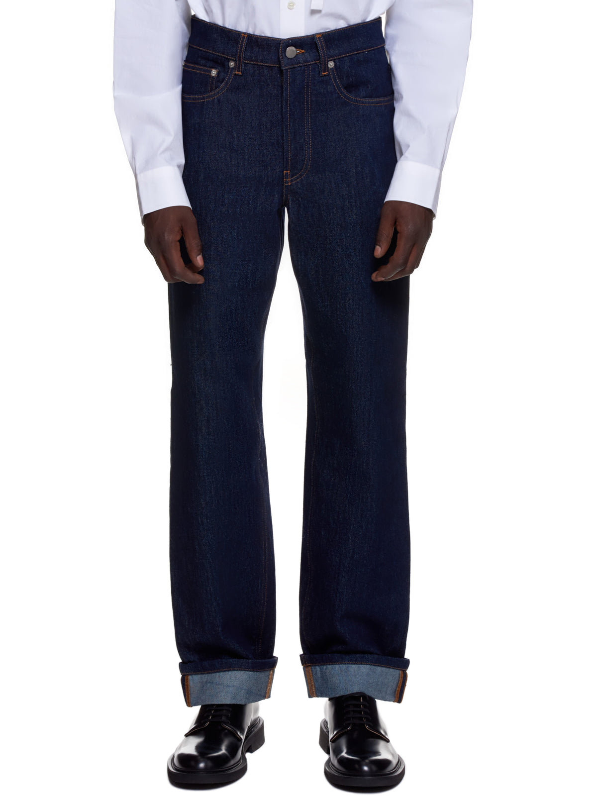 JW Anderson Jeans | H.Lorenzo Front
