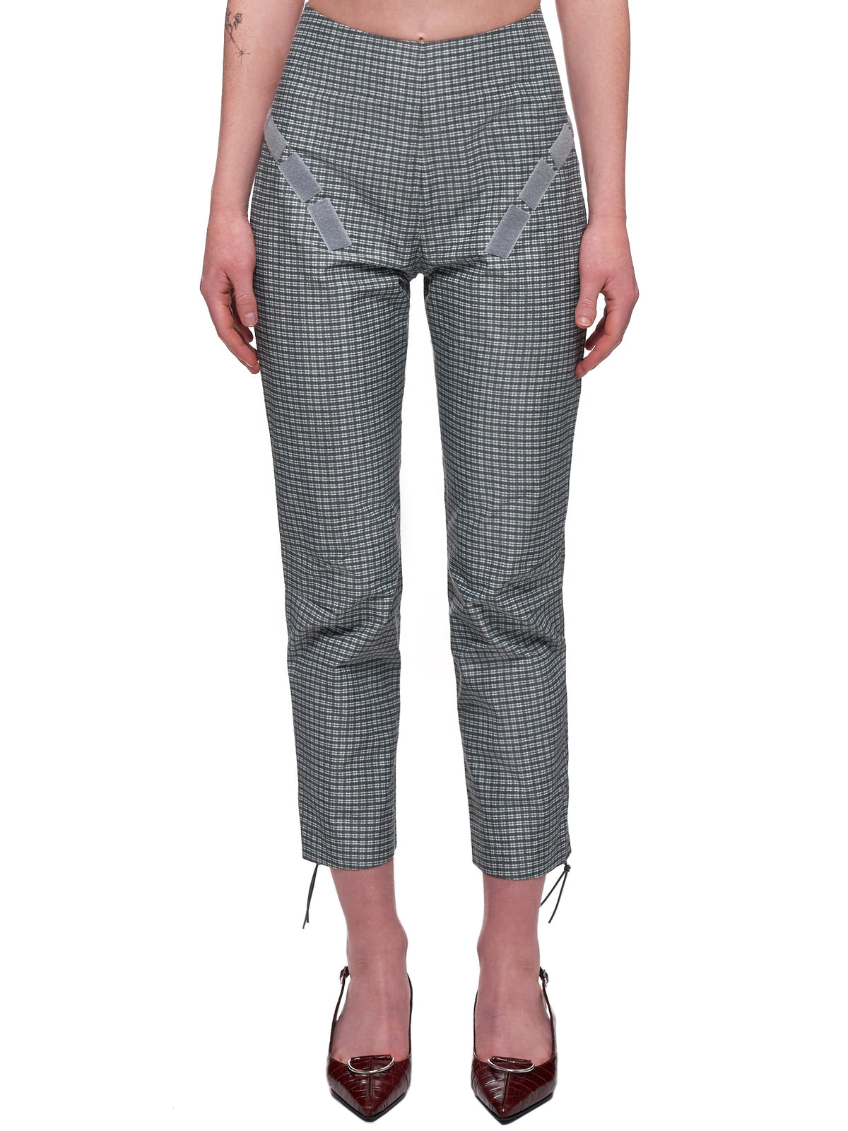Tactical Trousers (TT0BLUC-BLUE-CHECK)