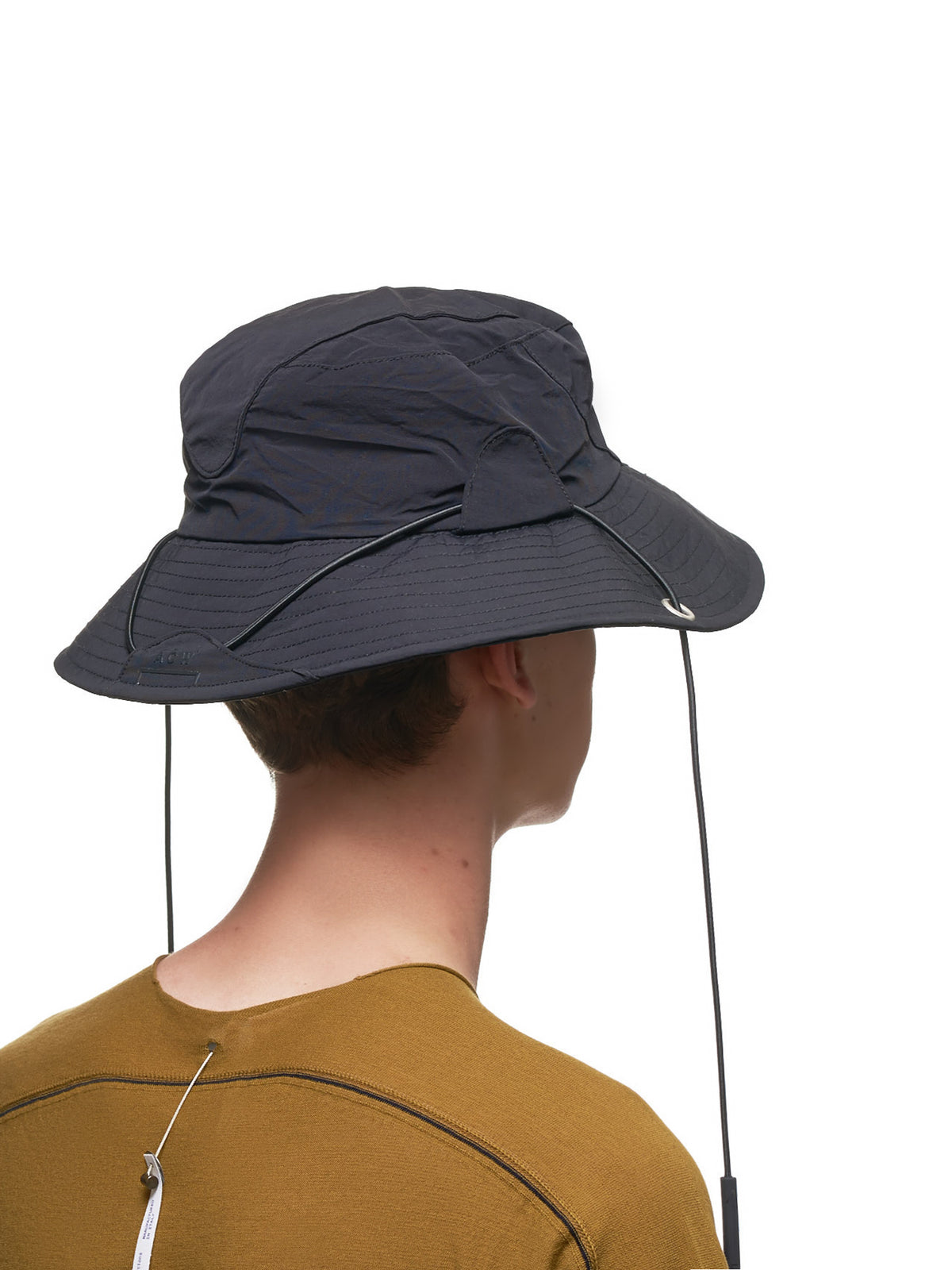 A Cold Wall Bucket Hat | H.Lorenzo Detail 3