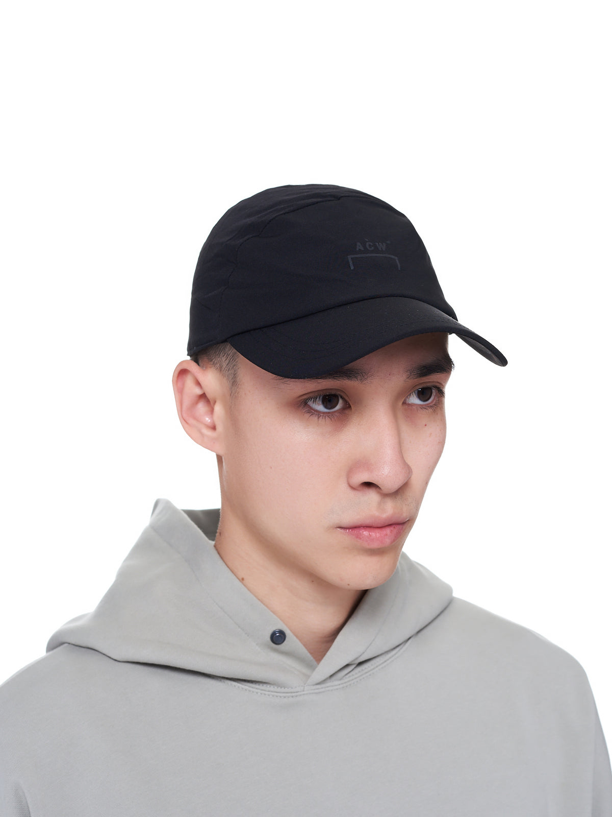 Lightweight Nylon Cap (UA065-BLACK)