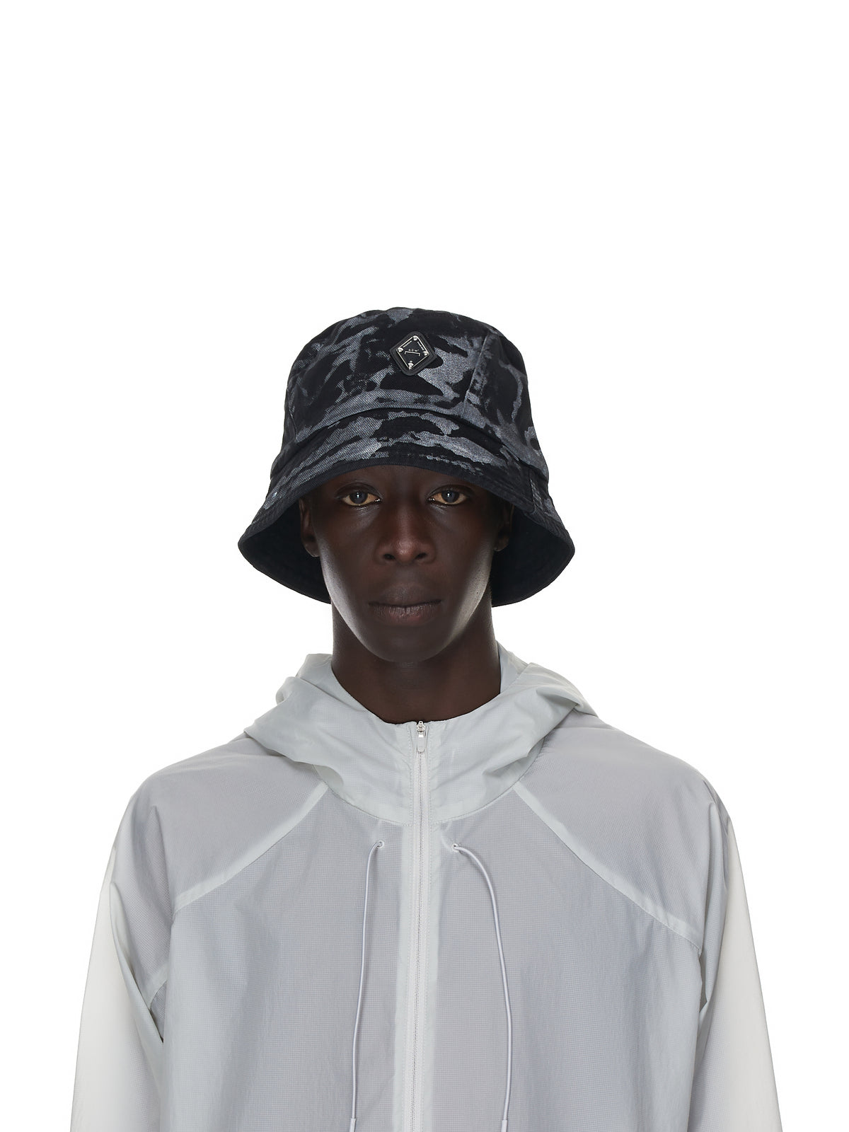 Splattered Bucket Hat (UA067-BLACK)