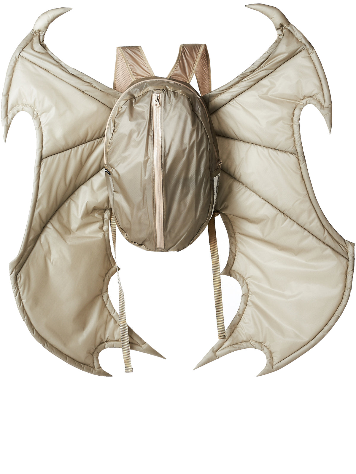 Batwing Backpack (UCT4B06-1-GRAY-BEIGE)