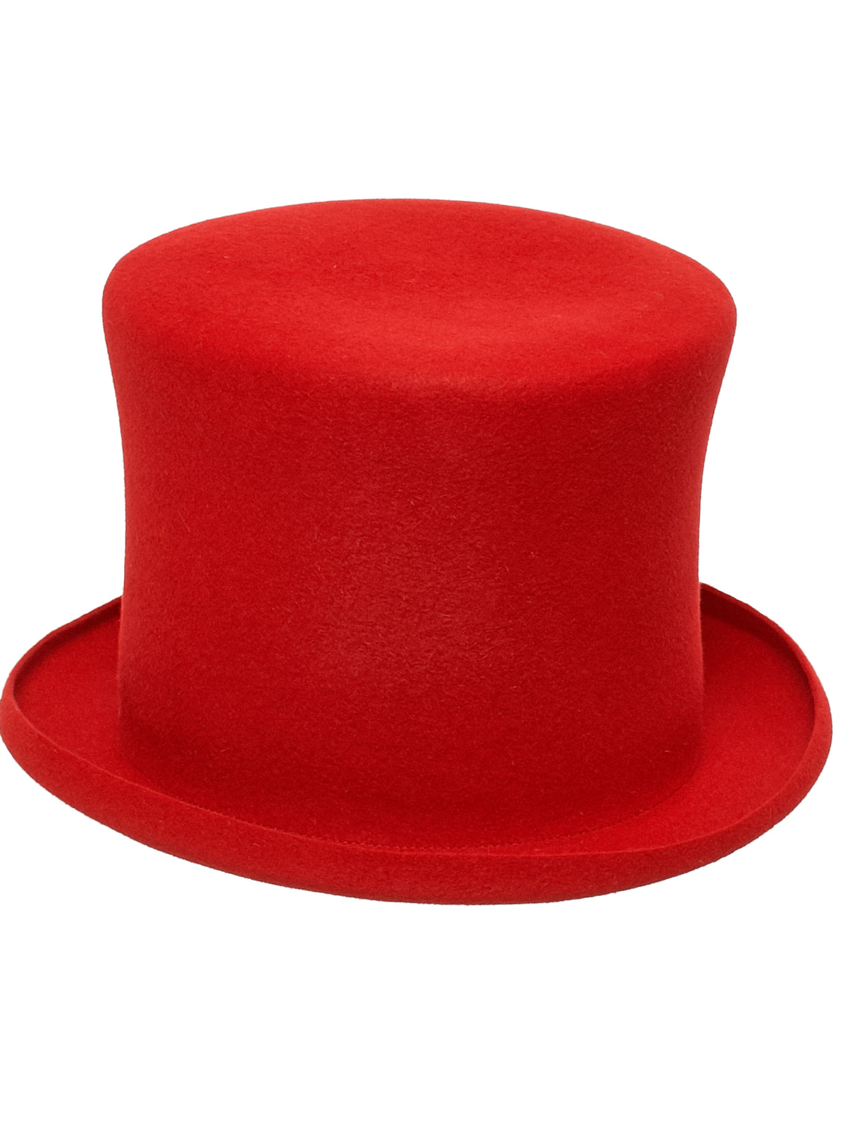Felt Top Hat (UCW4H07-RED)