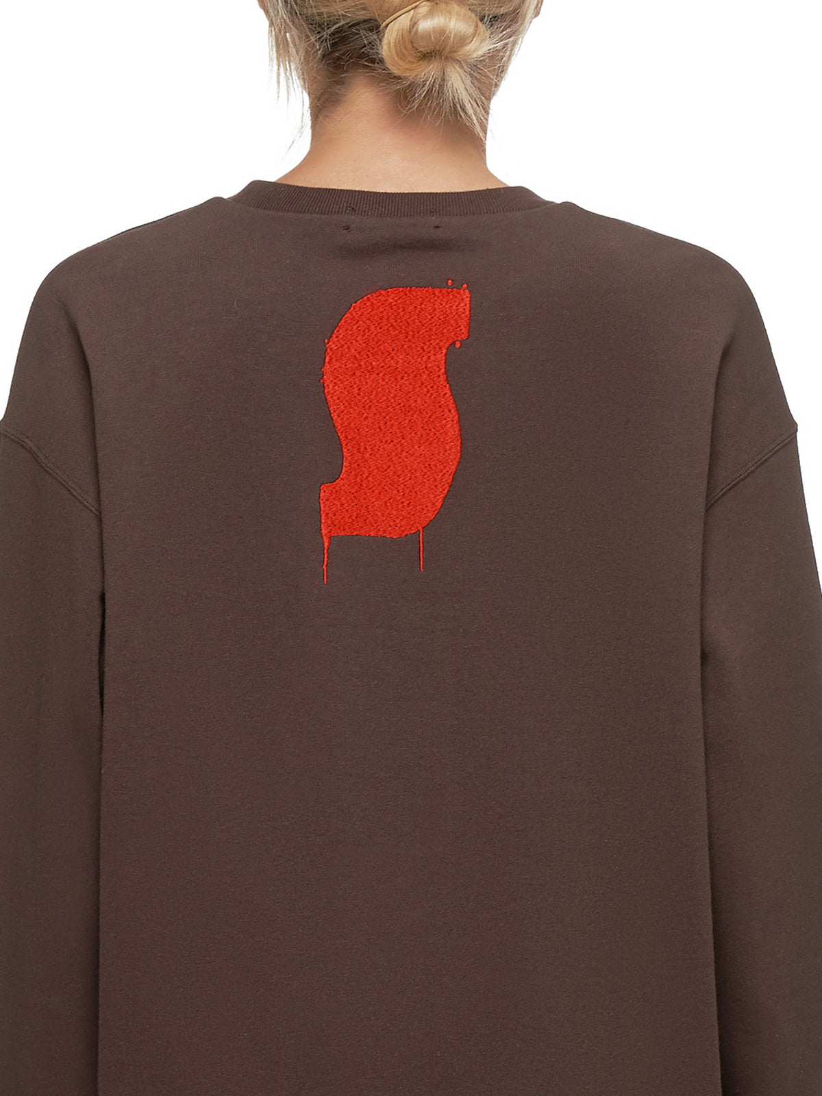 Graphic Sweater (UCX1893-3-BROWN)