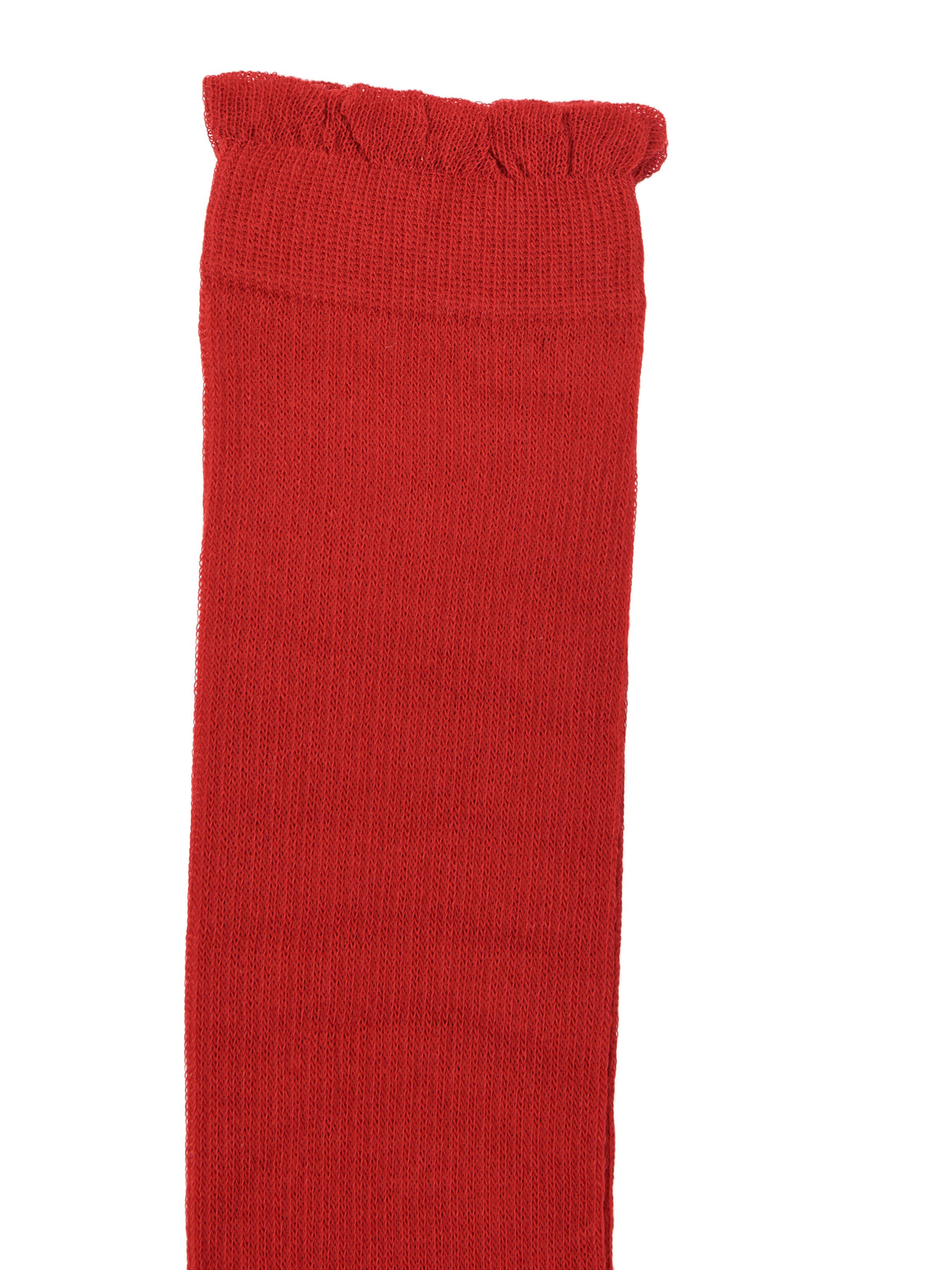Ribbed Socks (UCX1L01-DARK-RED)