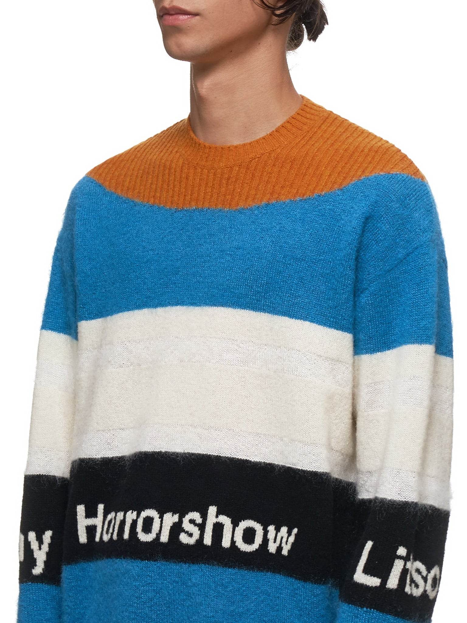 Undercover Sweater - Hlorenzo Detail 1