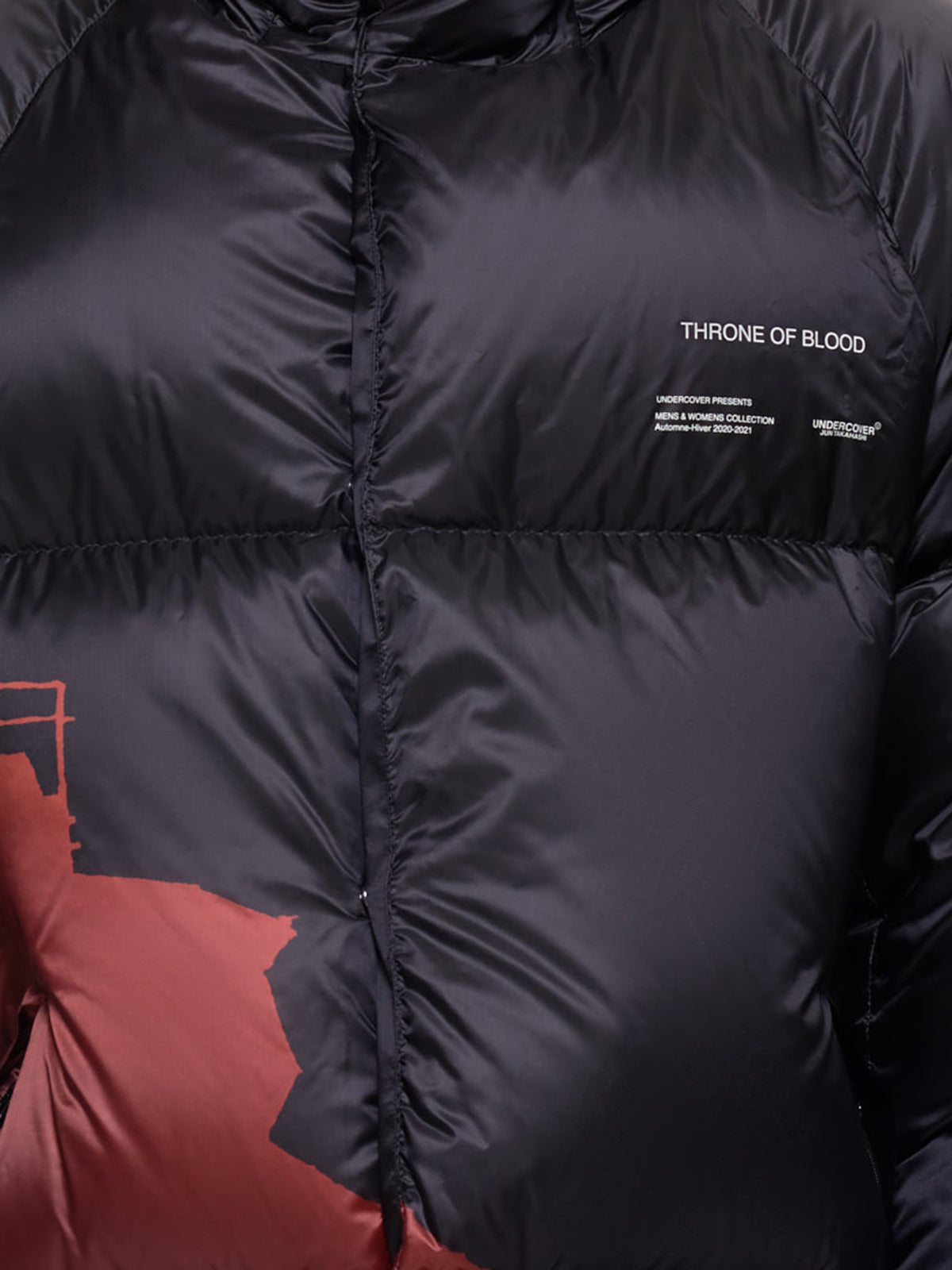 Throne Bubble Coat (UCZ4215-BLACK-BASE)