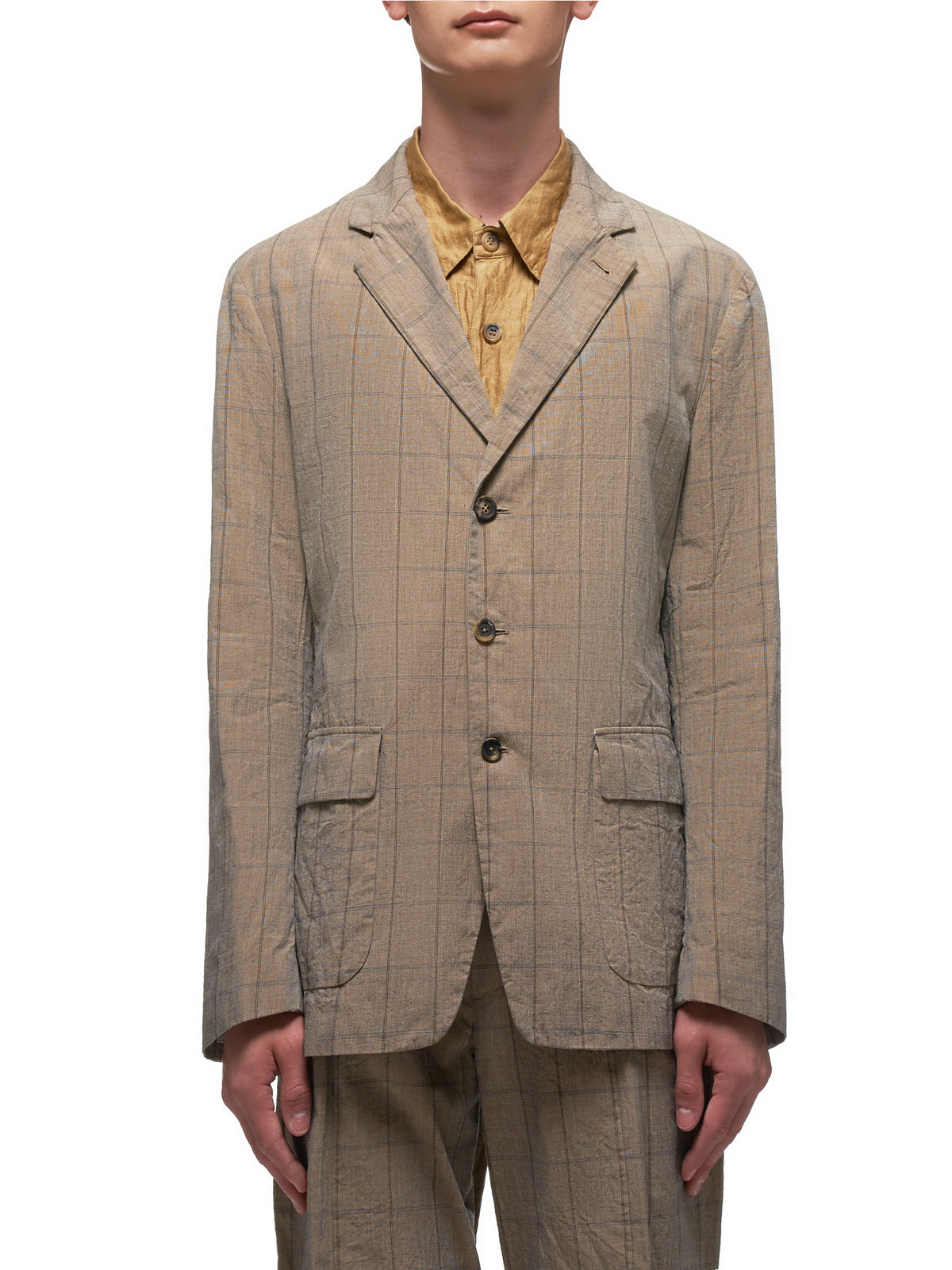 Forme D'Expression Blazer | H.Lorenzo - Front