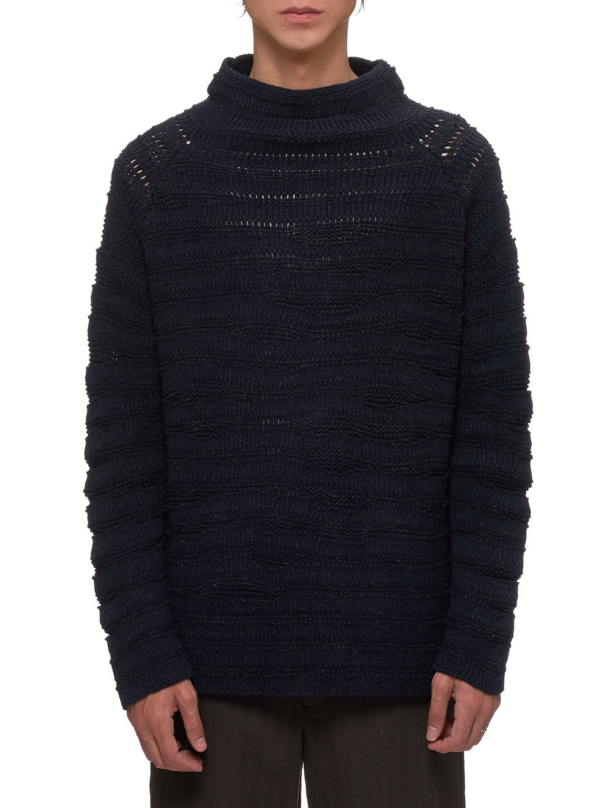 Forme D'Expression Sweater - Hlorenzo Front