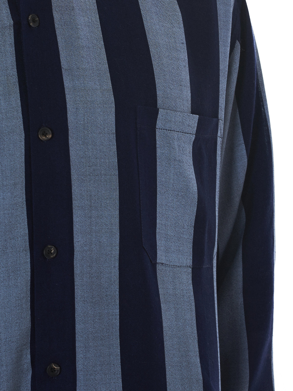 Denis Colomb Shirt -Hlorenzo pocket detail