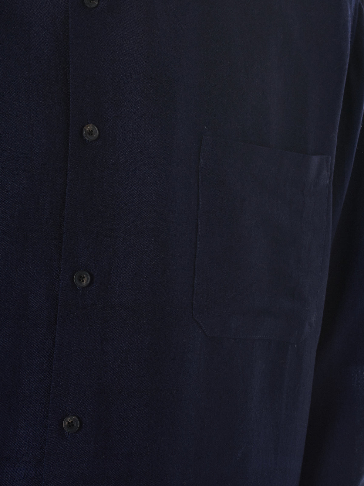 Denis Colomb Shirt -Hlorenzo button detail