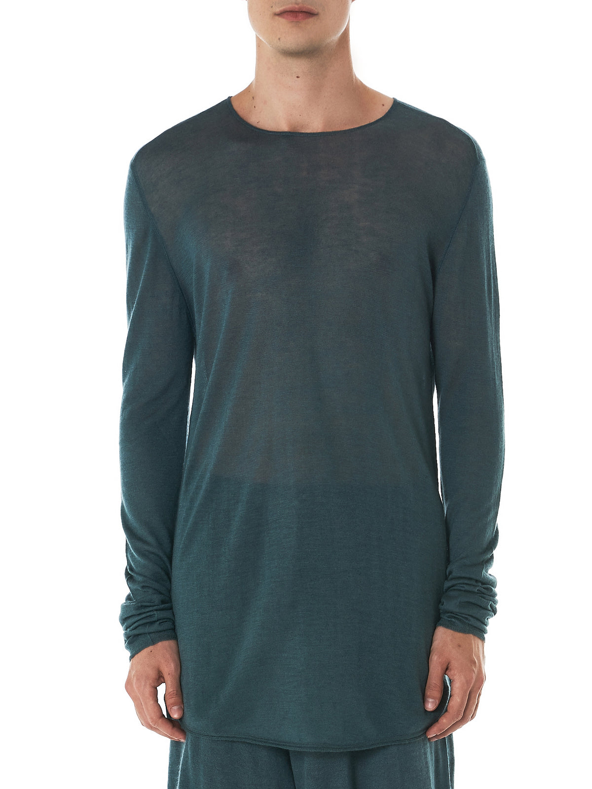 Denis Colomb Knit Tee - Hlorenzo front