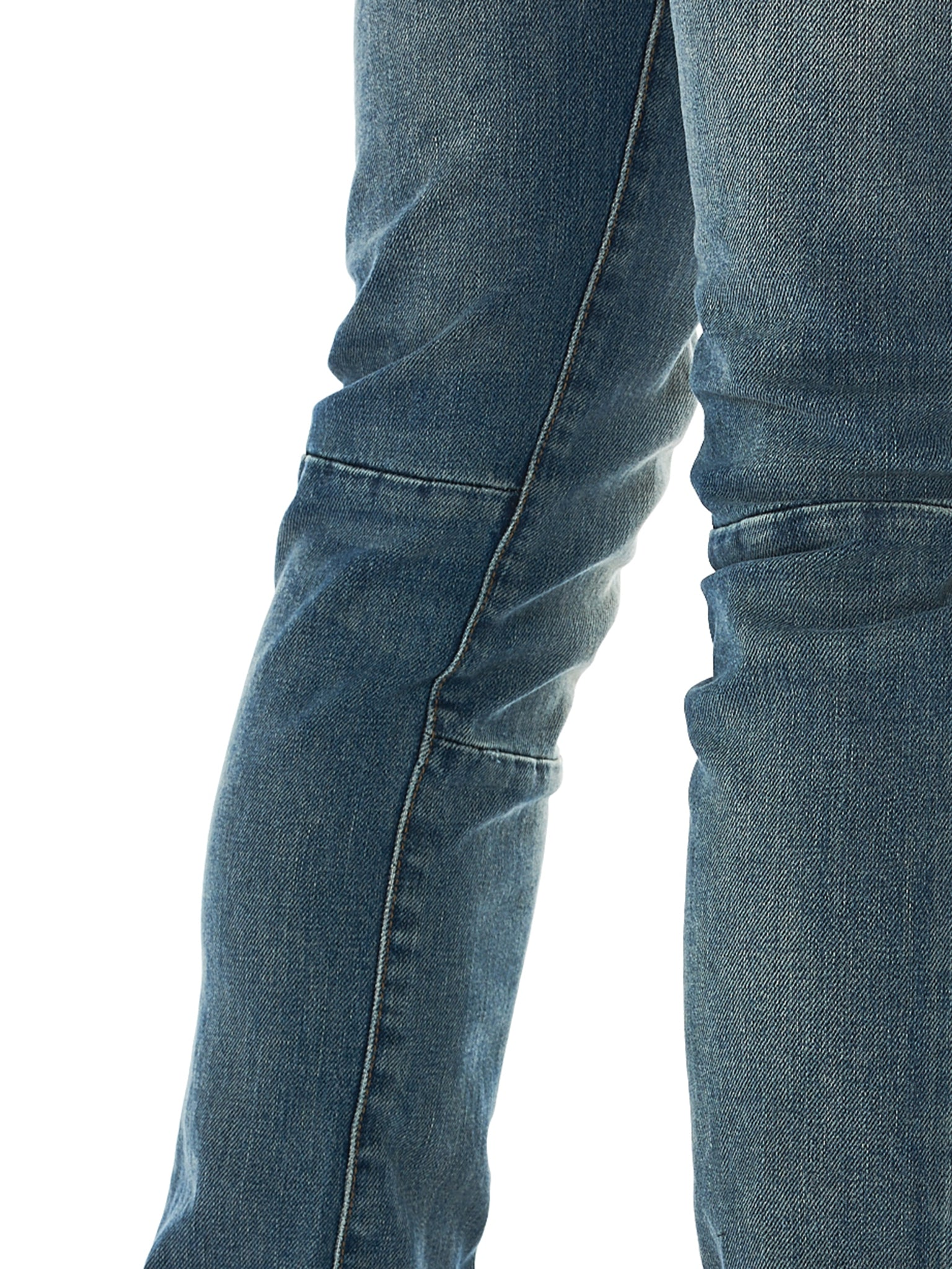 Unravel Distressed Jeans - Hlorenzo Detail 1