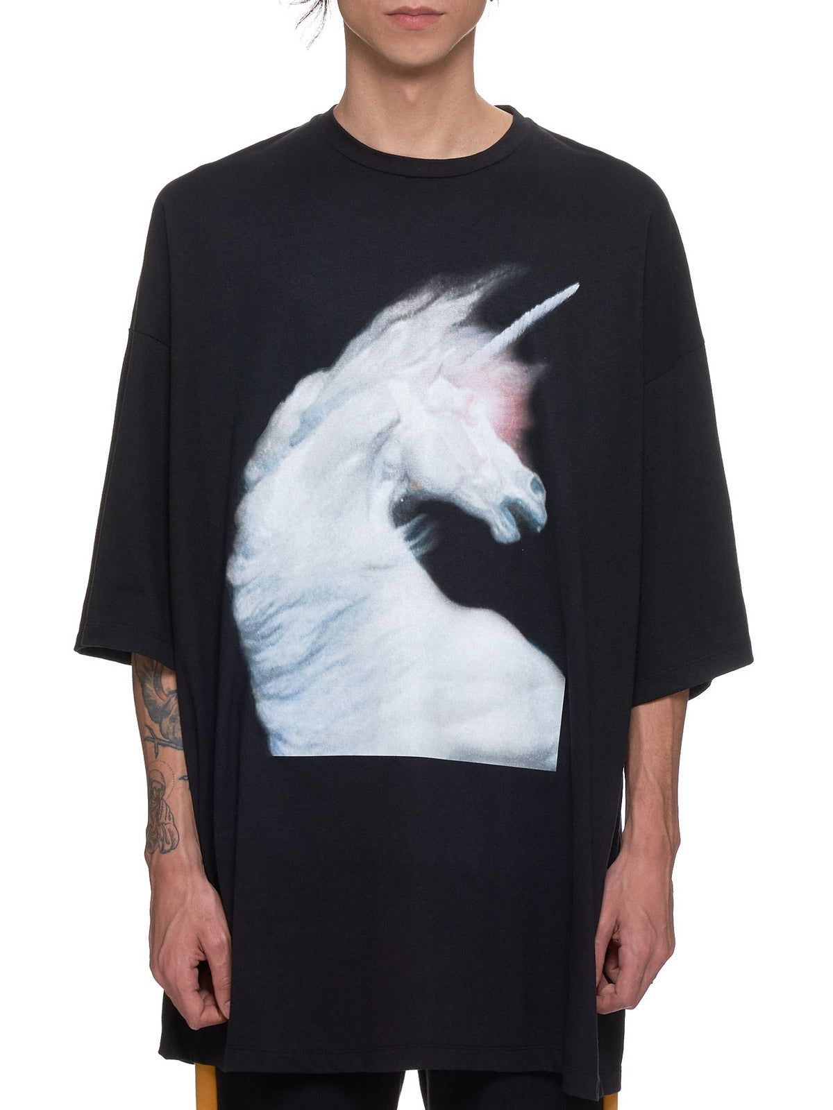 Unicorn T-Shirt (UNITEE001-BLACK)
