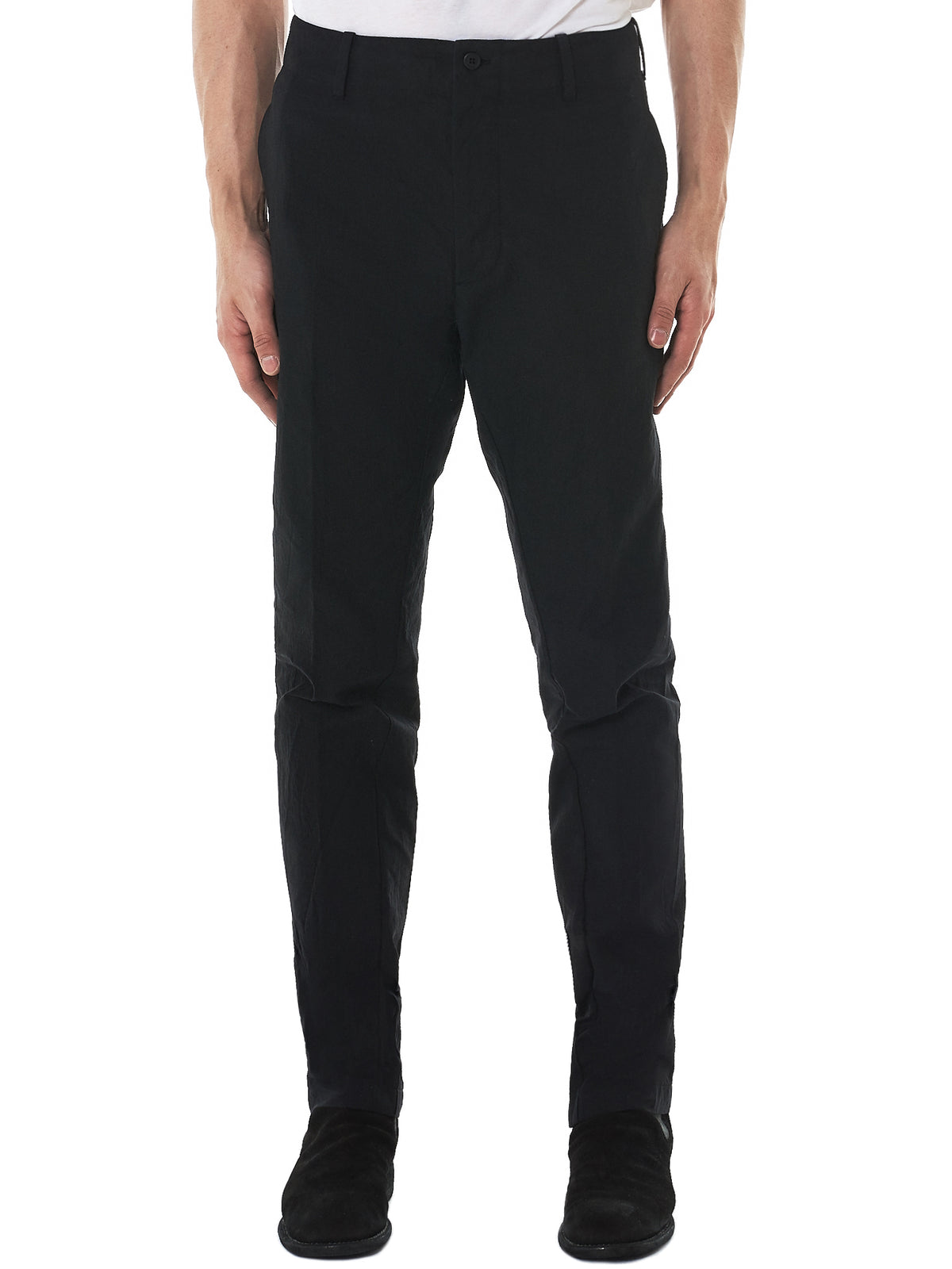 Forme D'Expression Trousers - Hlorenzo Front
