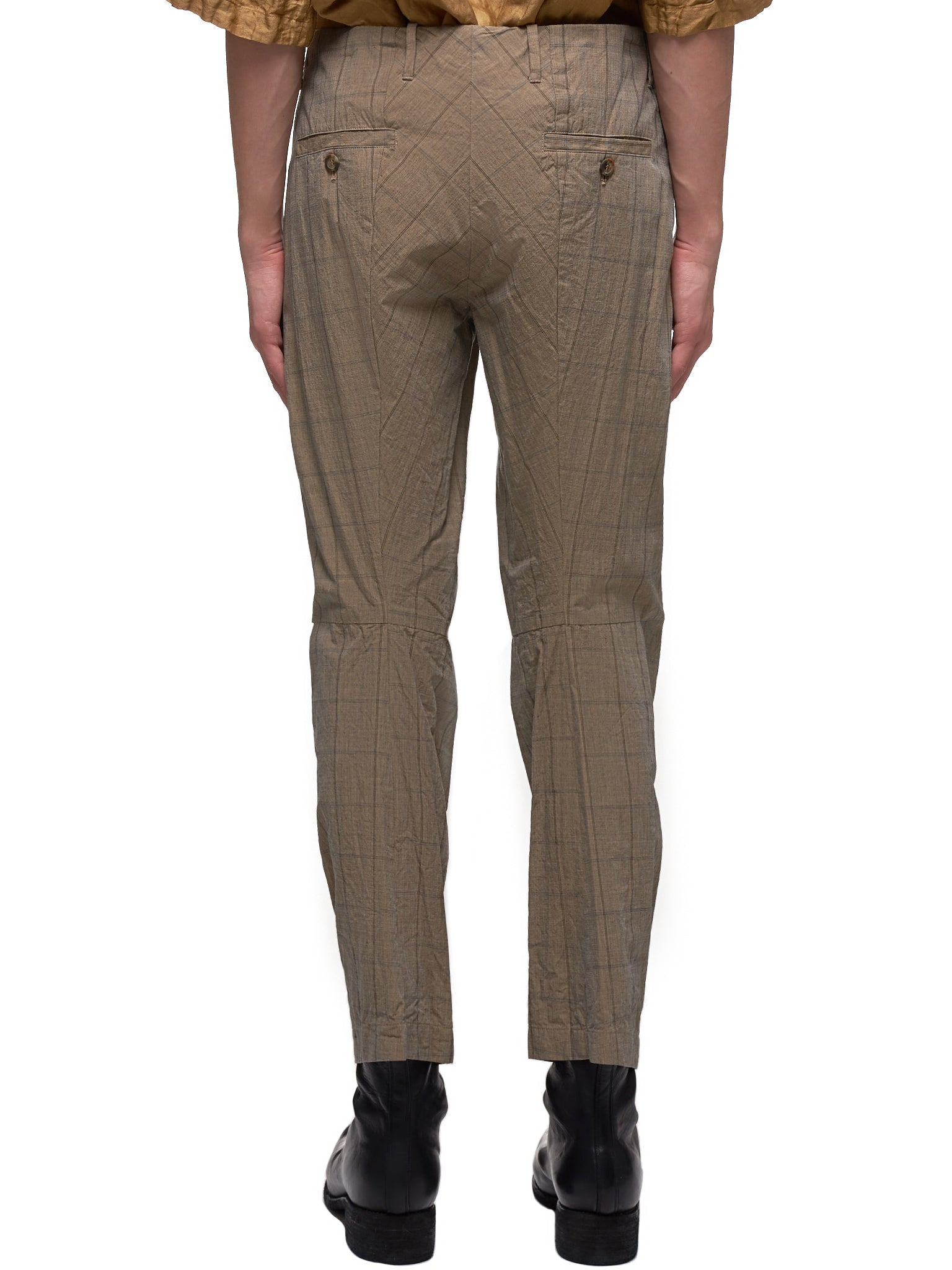 Forme D'Expression Pants | H.Lorenzo - Back