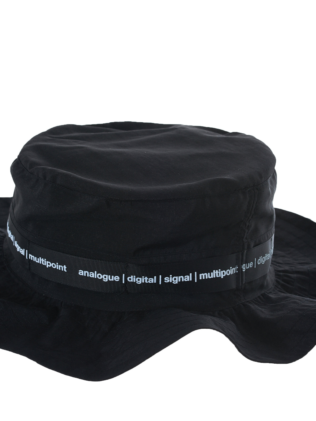 'Multipoint' Hat (USS18MTPTBNHT01-BLACK)