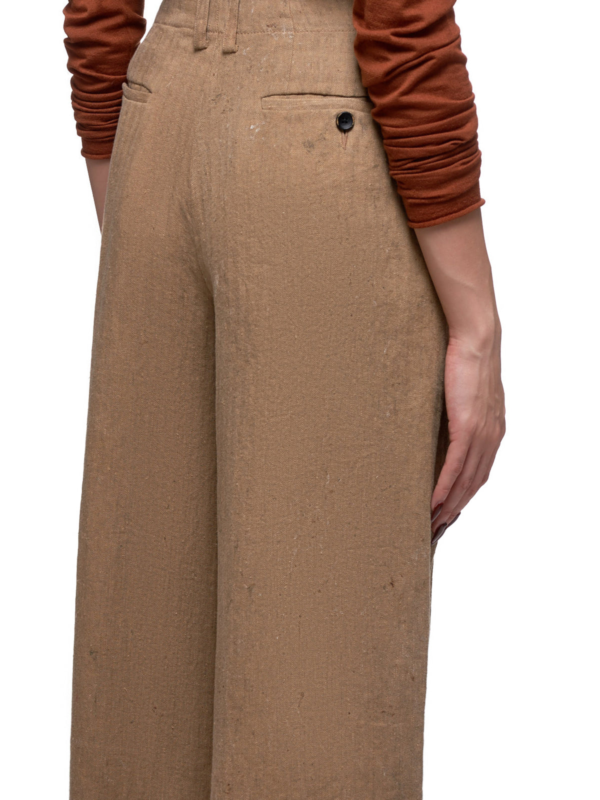 Paloma Trousers (UW3024-TAN)