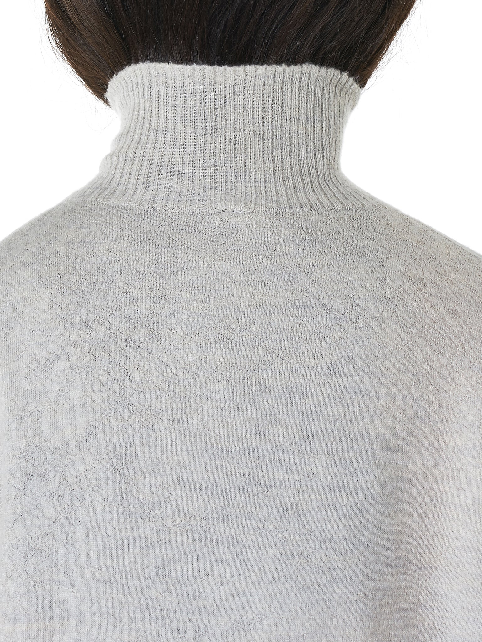 Unravel Turtleneck - Hlorenzo Detail 2