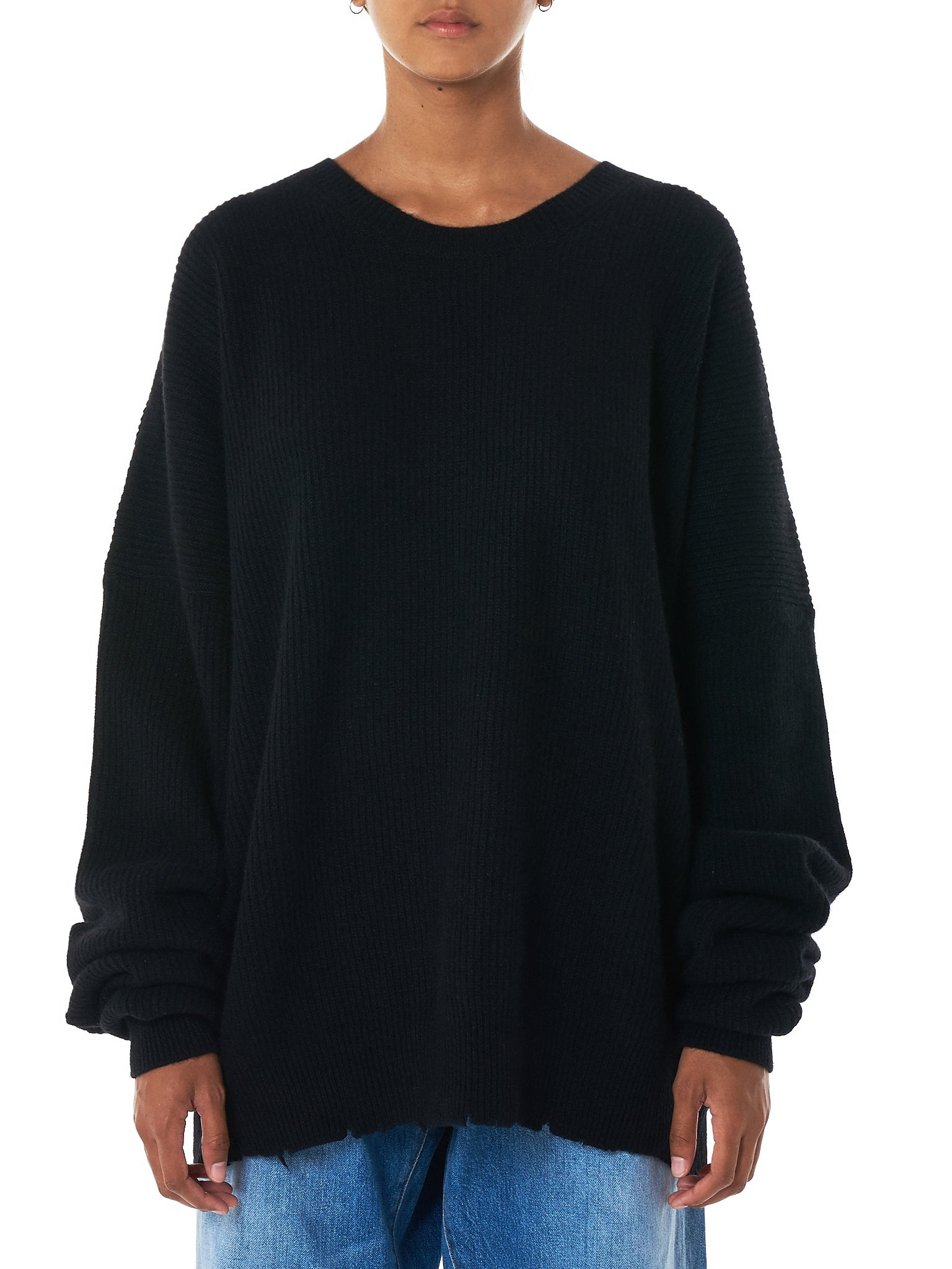 Unravel Sweater - Hlorenzo Front
