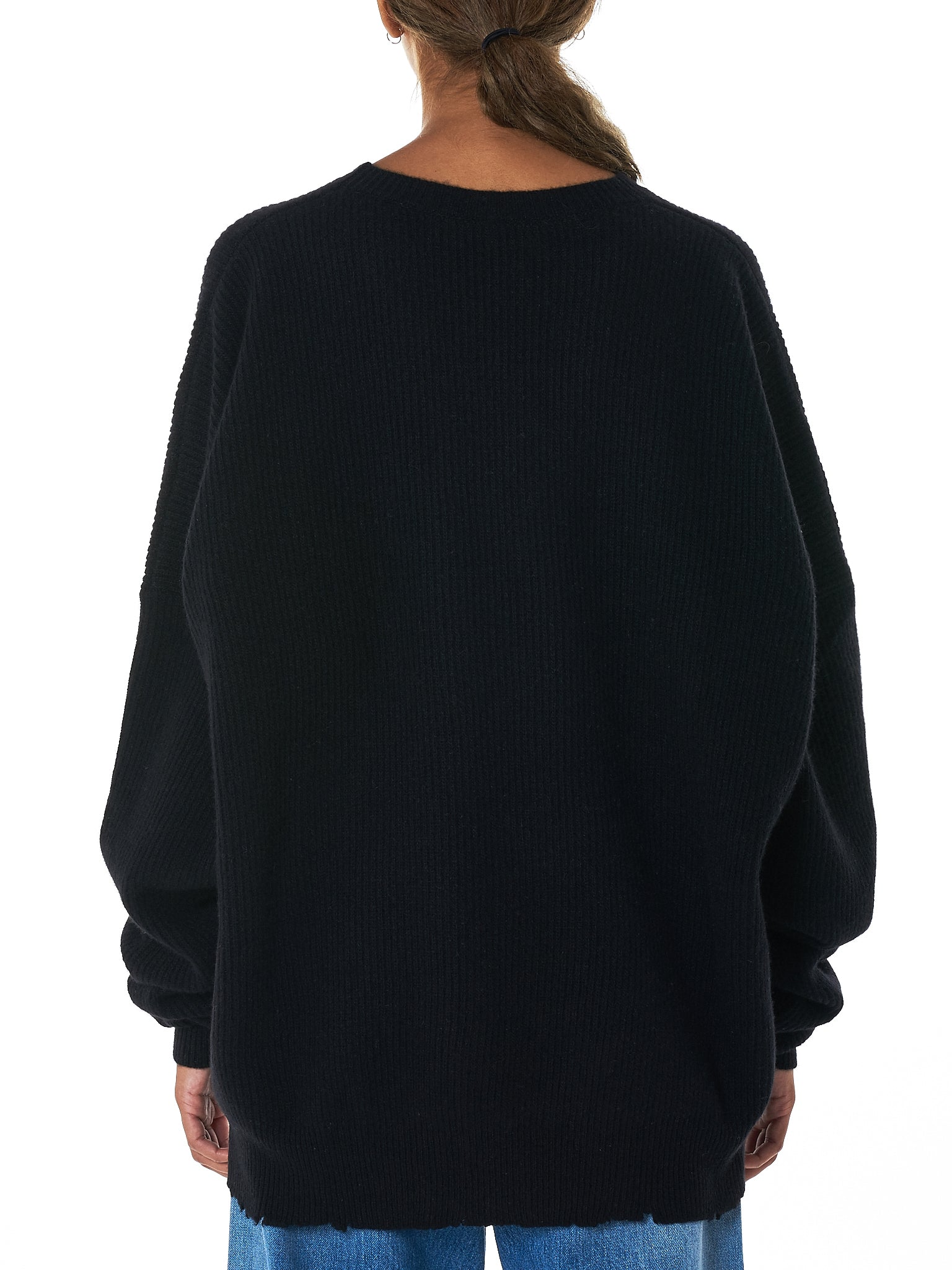 Unravel Sweater - Hlorenzo Back