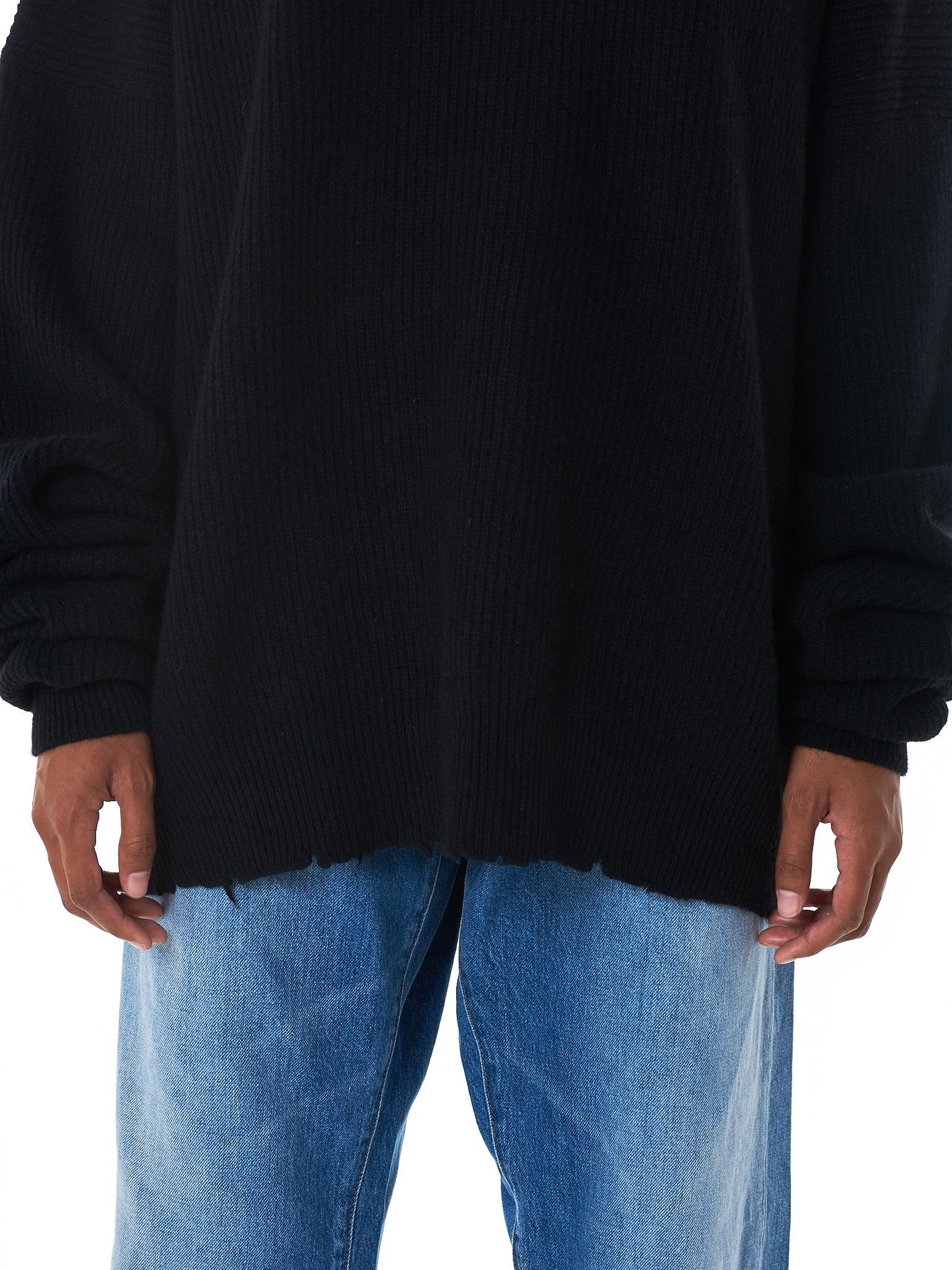 Unravel Sweater - Hlorenzo Detail 3