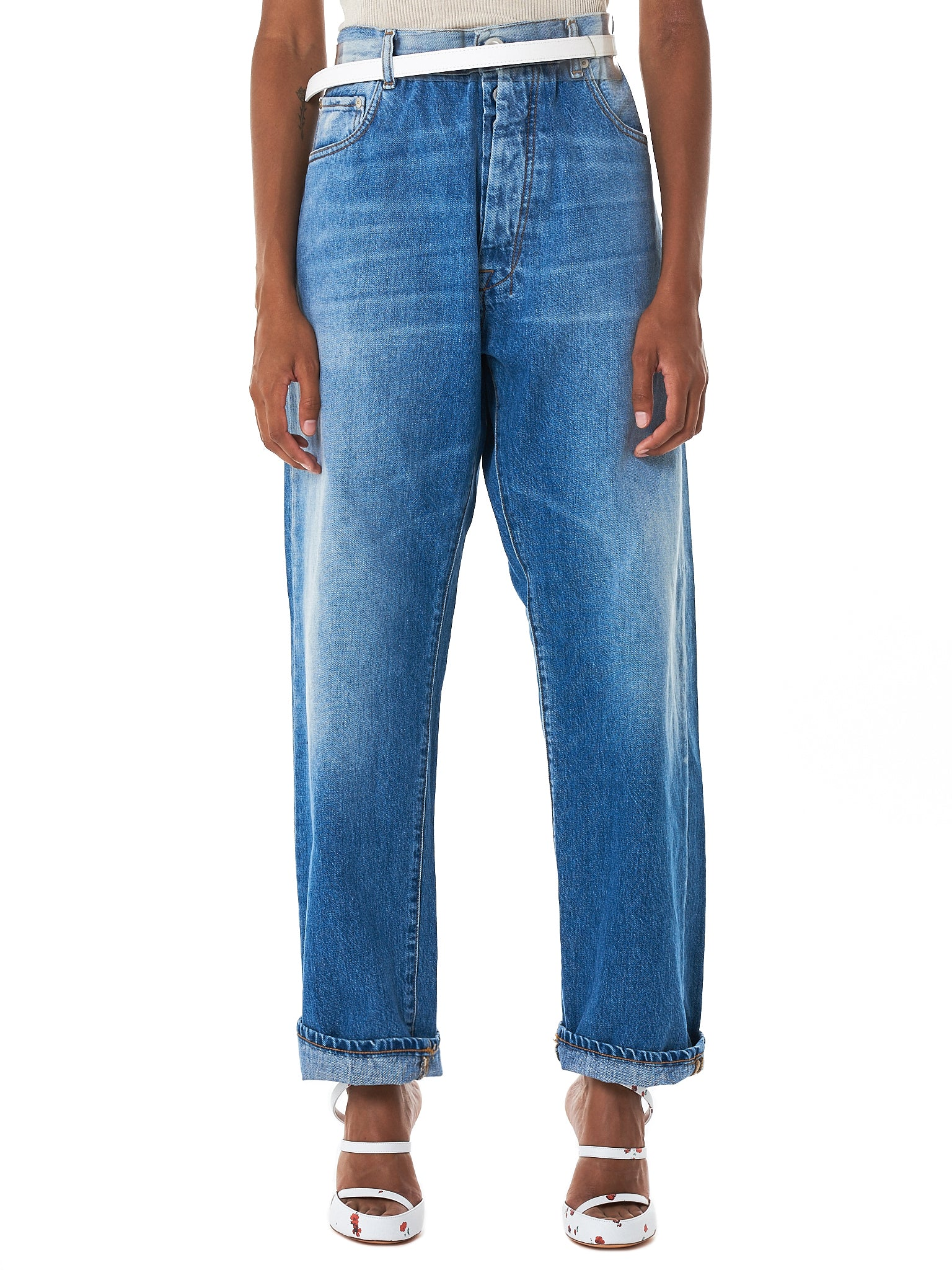 Unravel Jeans - Hlorenzo Front
