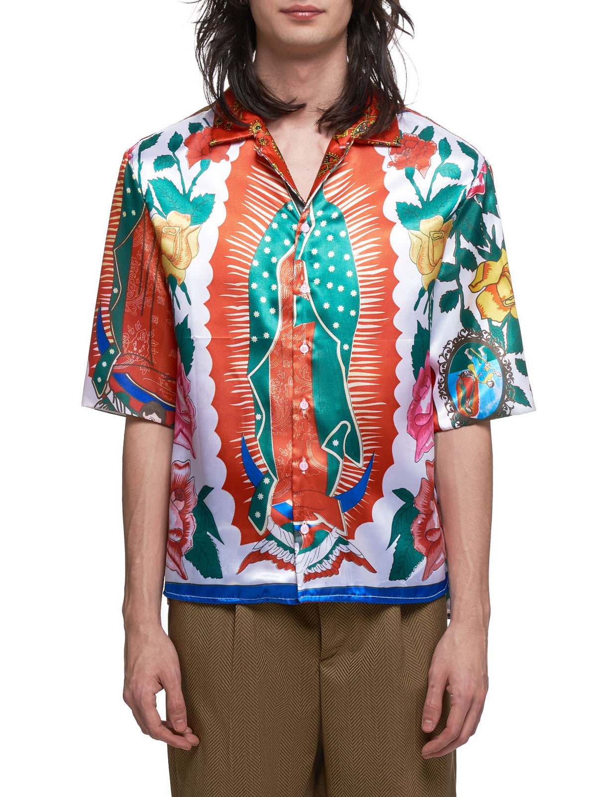 Virginal Acapulco Shirt (VIRGINIA-09-B1-01-MULTI)