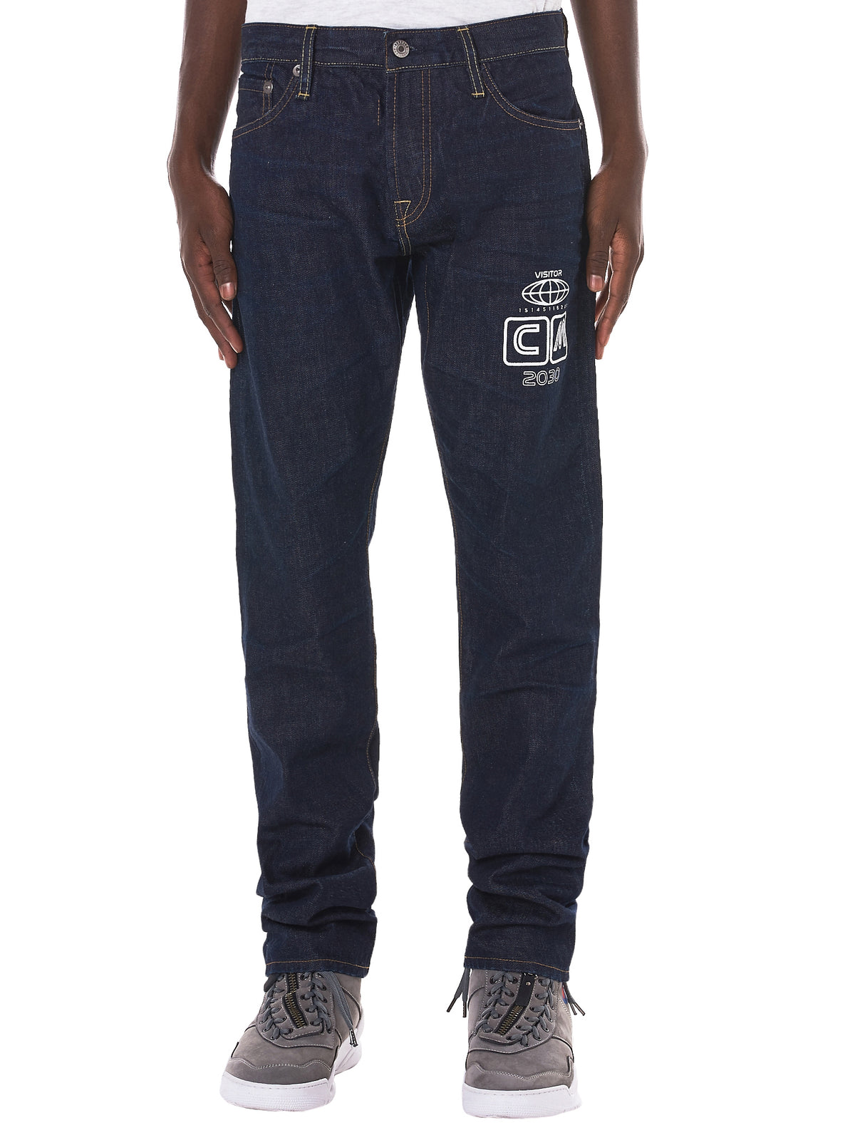 VOE Enterprise Raw Jeans (VOE52-RAW-DENIM)